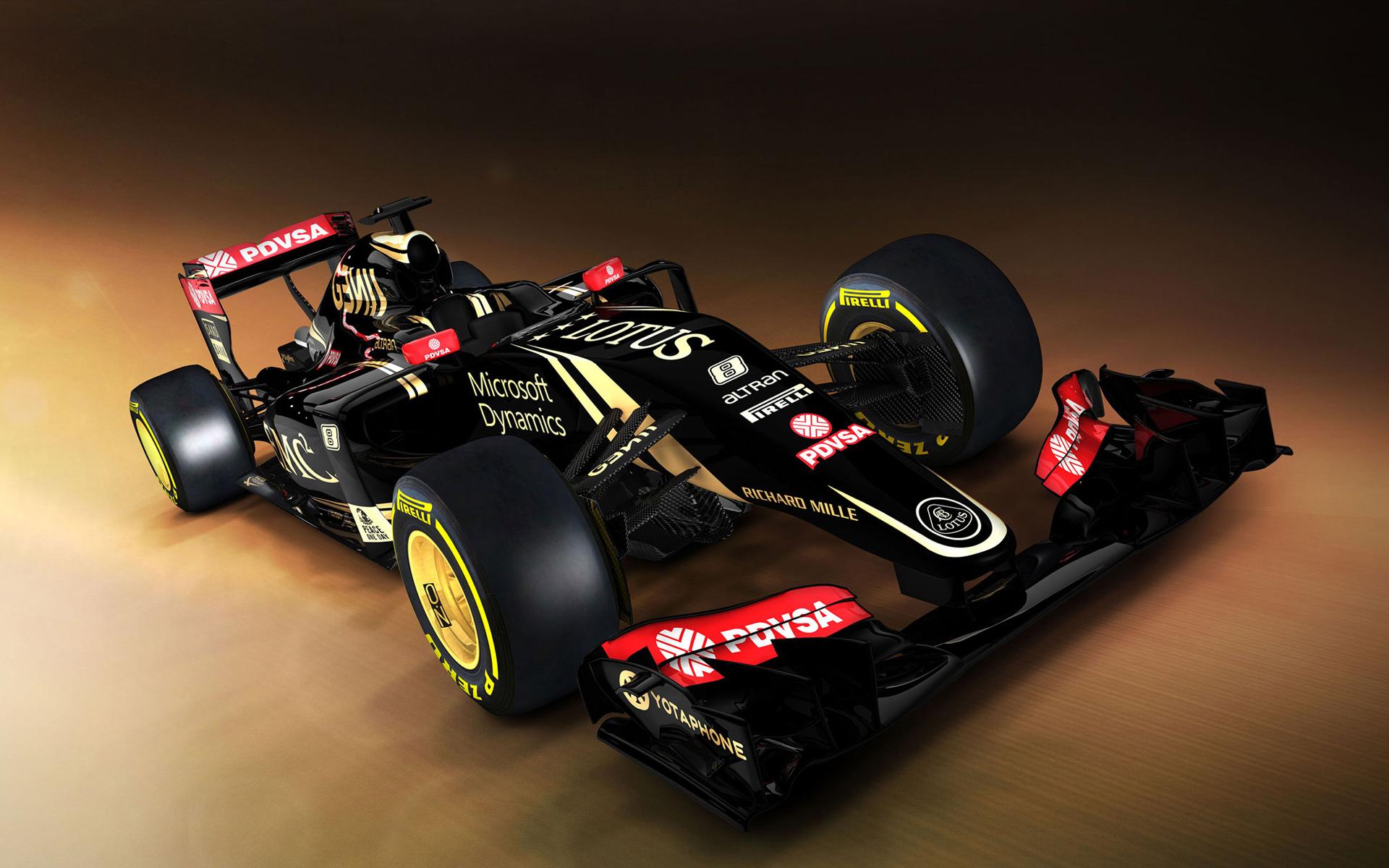 2015 Lotus E23 F1 2 Wallpaper   HD Car Wallpapers   ID #5092