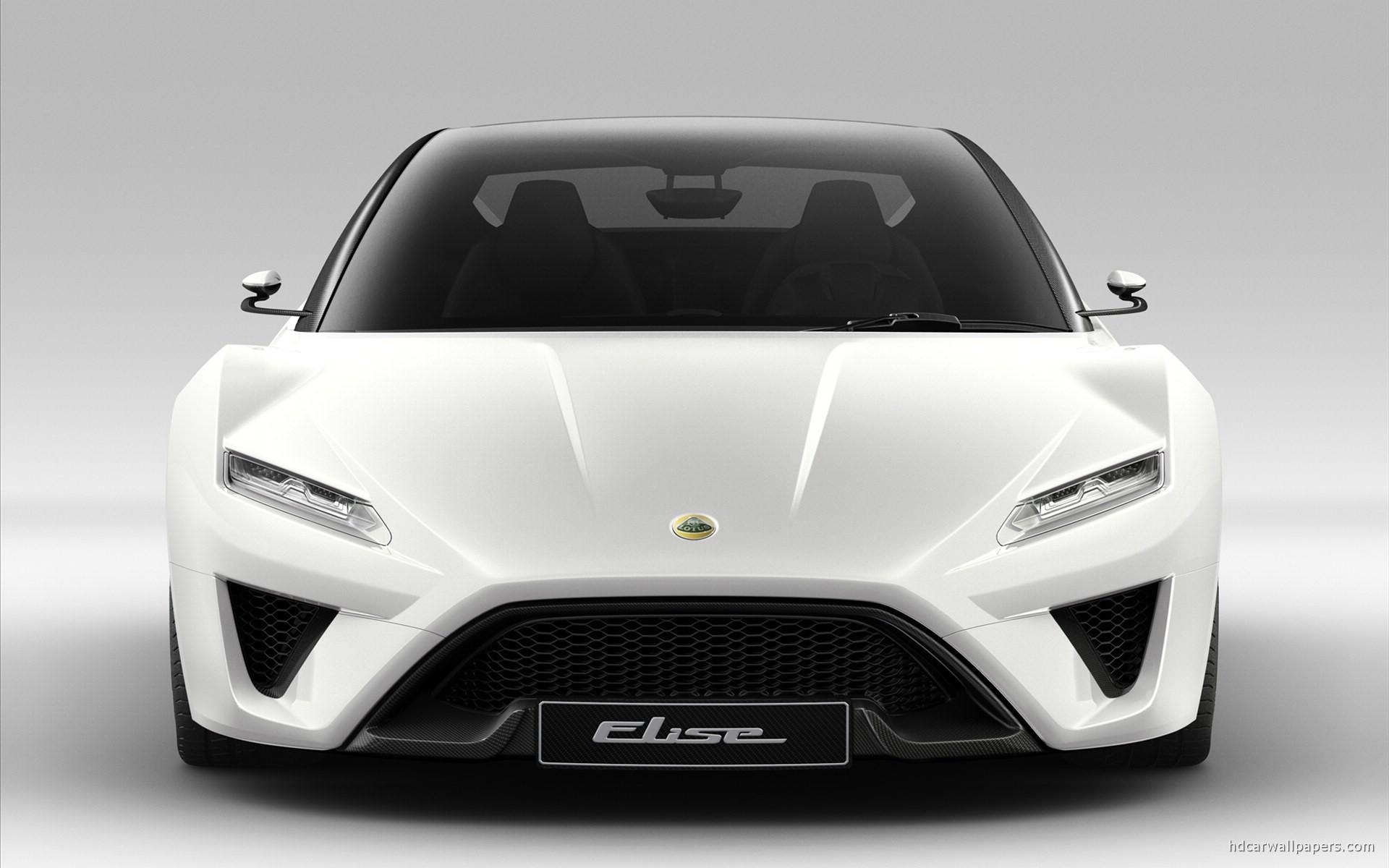 2015 Lotus Elise Concept
