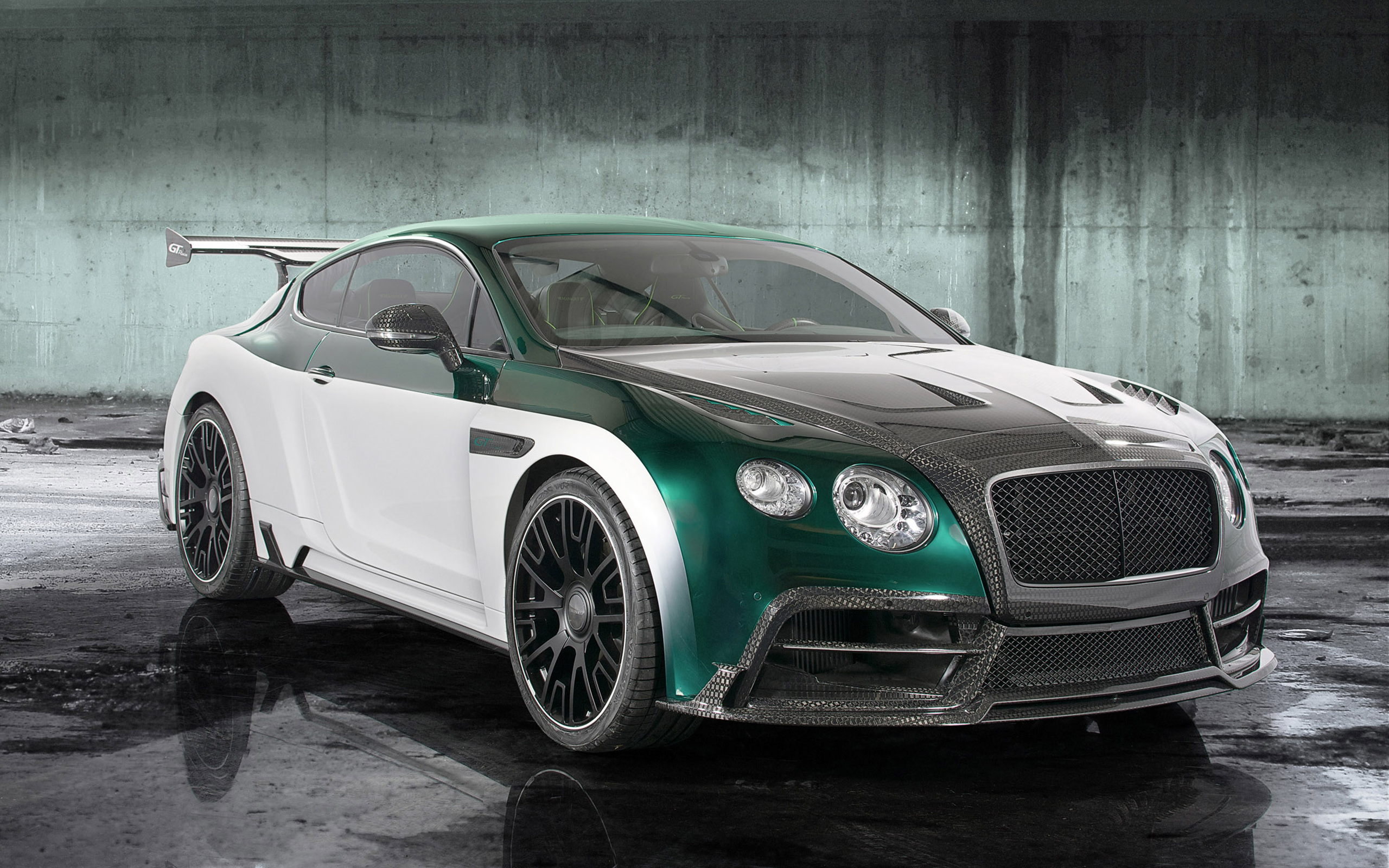 2015 Mansory Bentley Continental GT Wallpaper
