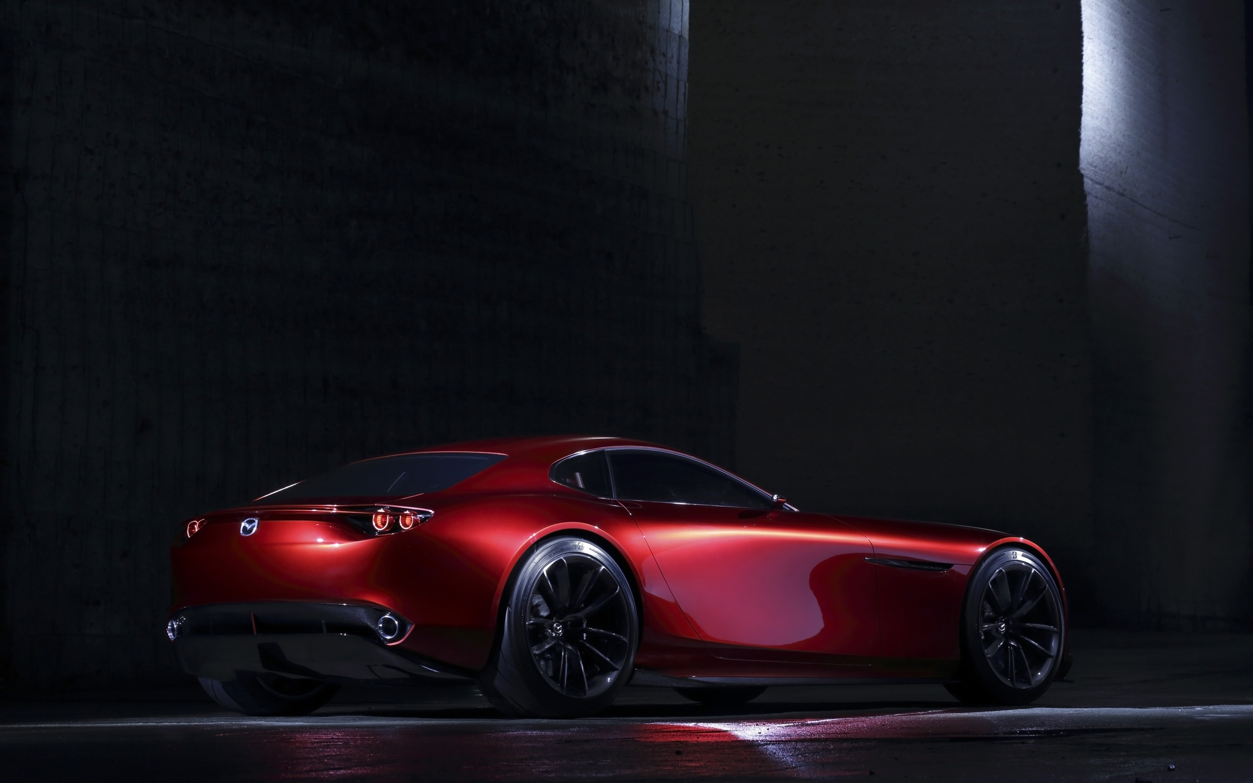 2015 Mazda RX Vision Concept 3 Wallpaper HD Car Wallpapers