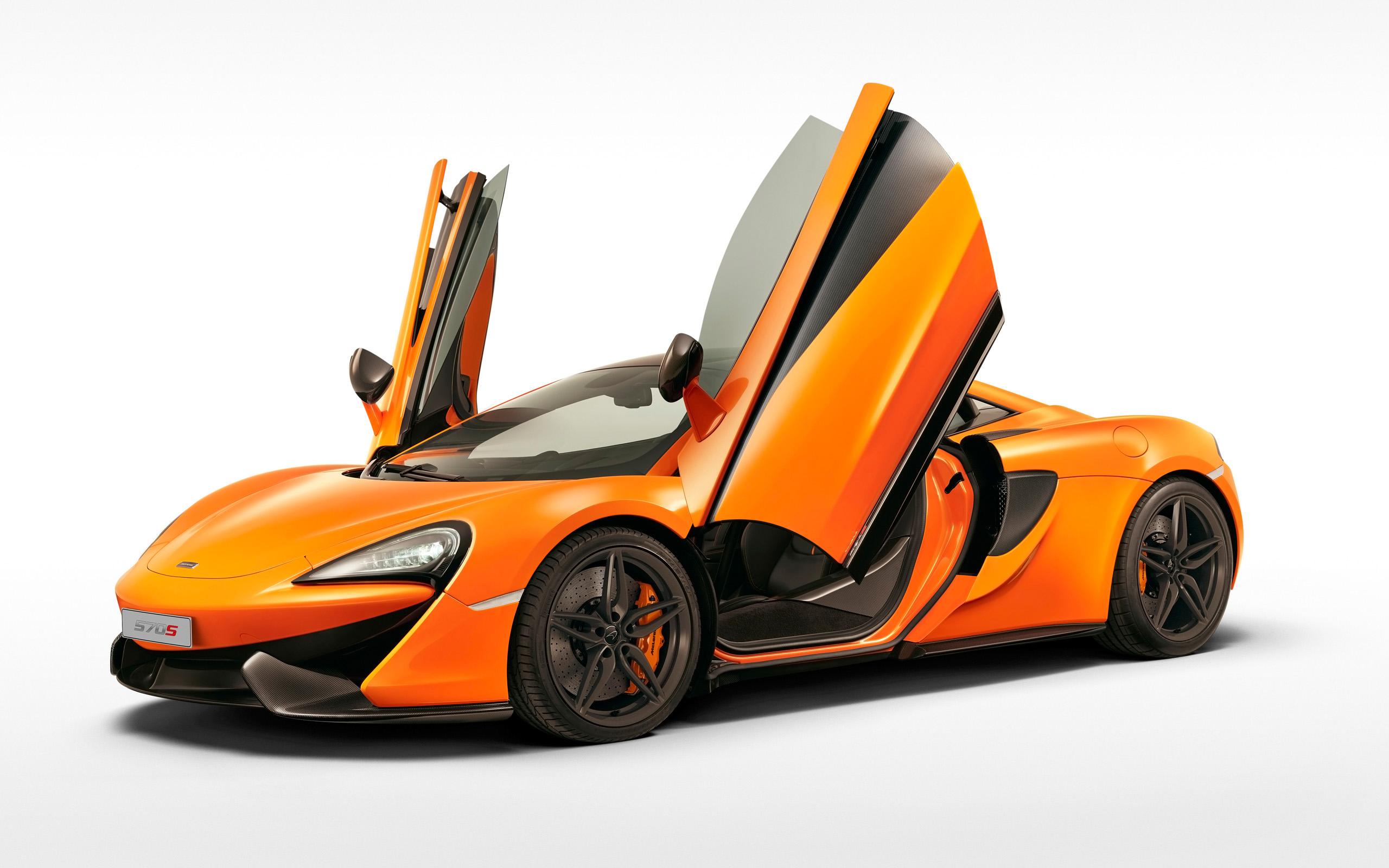 2015 McLaren 570S 5