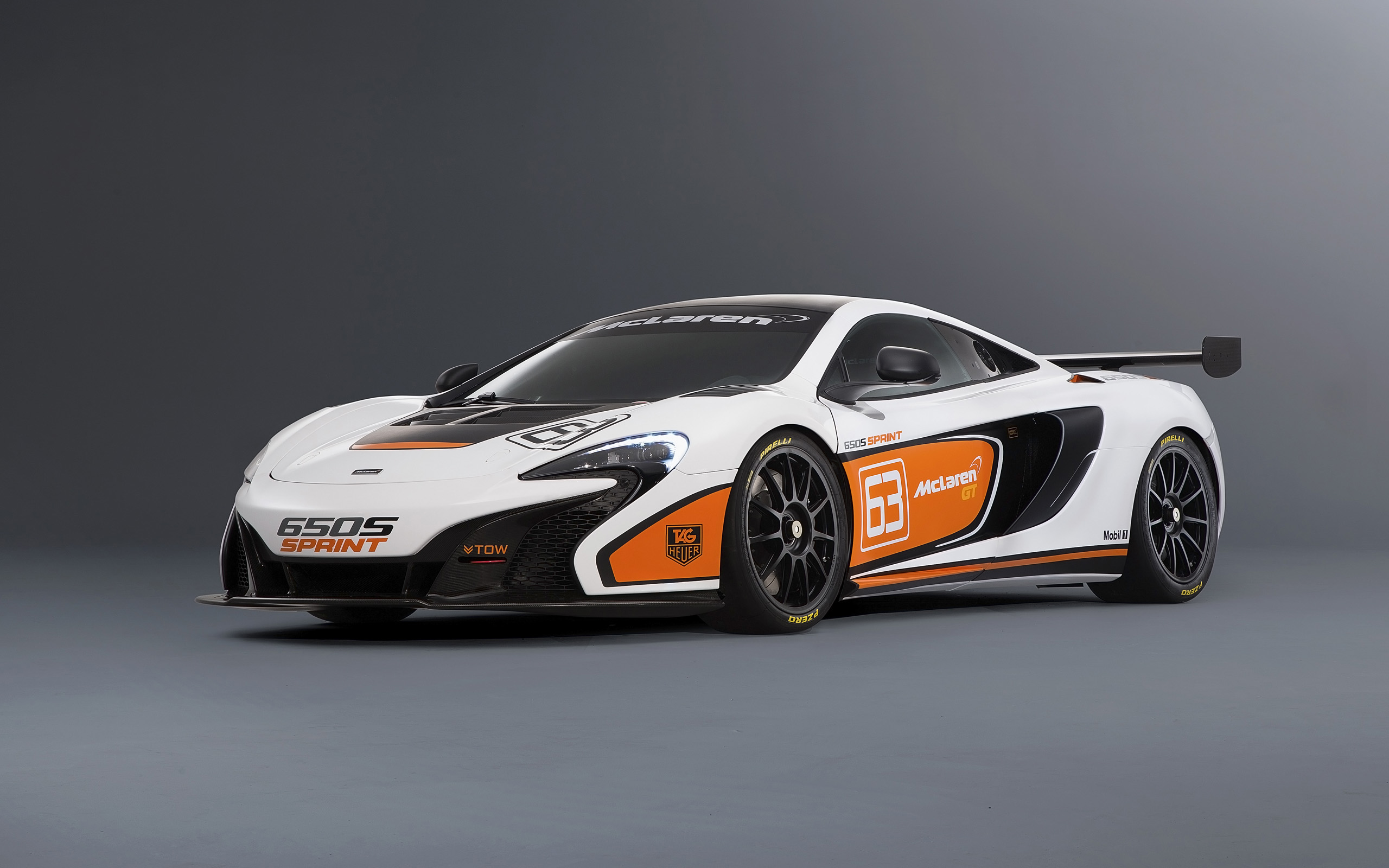 Mini Cup Race Car >> 2015 McLaren 650S Sprint Wallpaper | HD Car Wallpapers | ID #4709