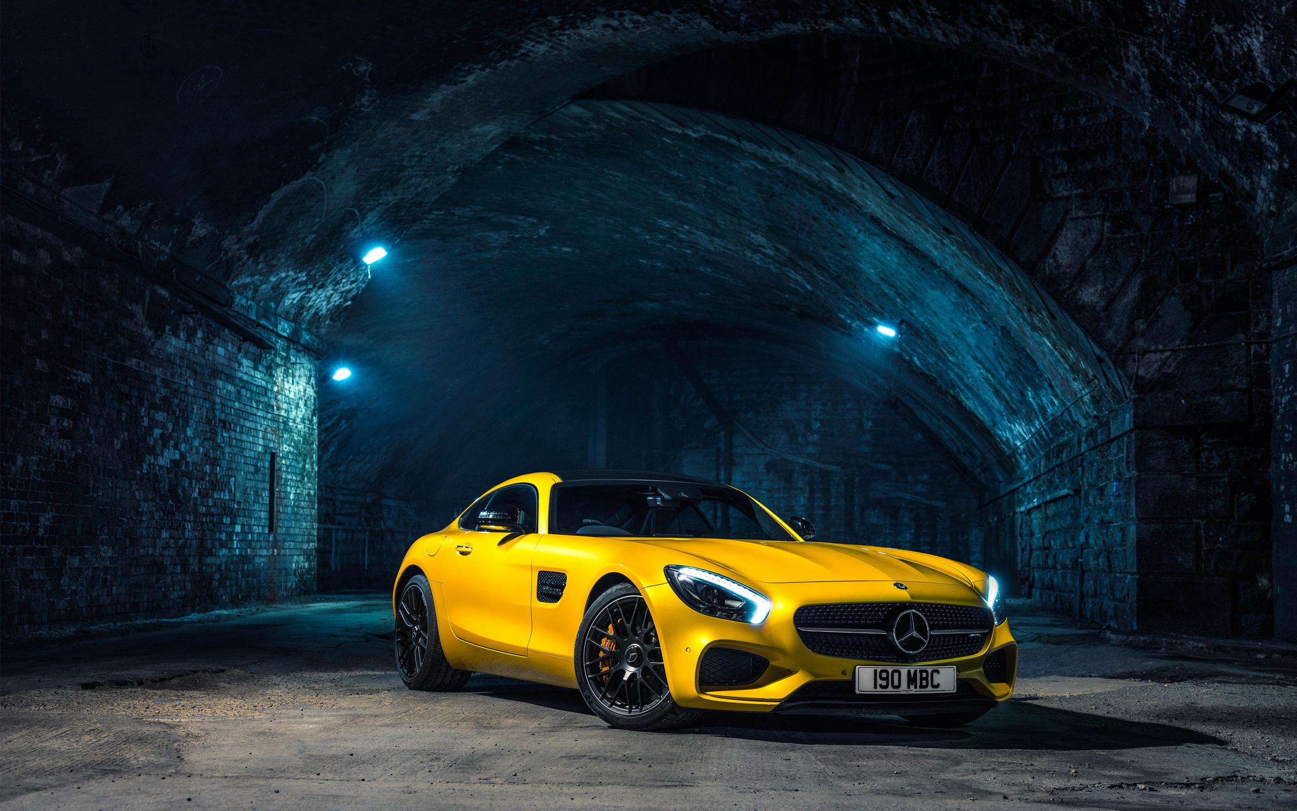 2015 Mercedes AMG GT S Wallpaper | HD Car Wallpapers| ID #5745