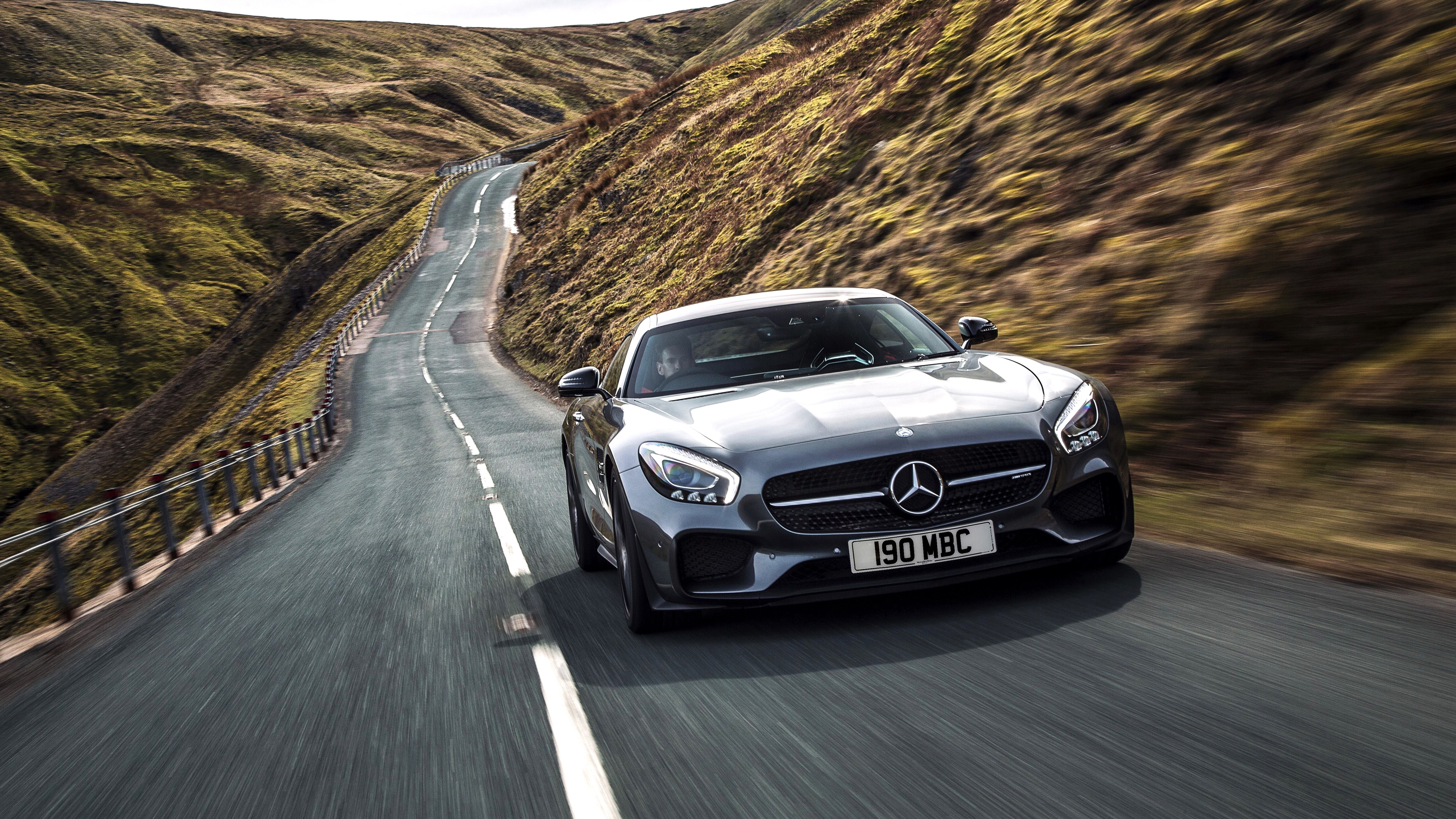 2015 Mercedes Amg Gt S Uk Spec Wallpaper Hd Car