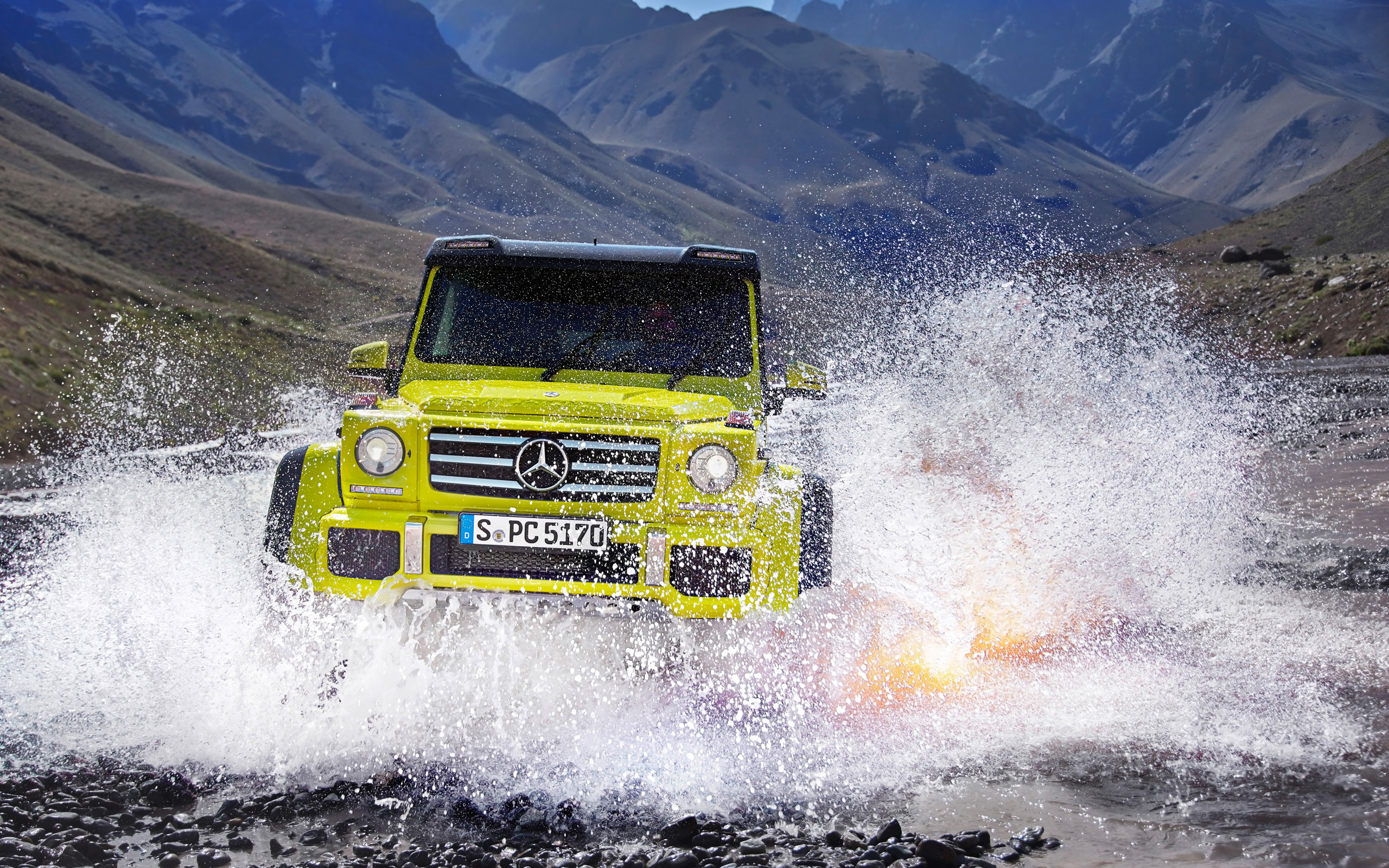 2015 Mercedes Benz G500 4x4 Wallpaper Hd Car Wallpapers Id 5158