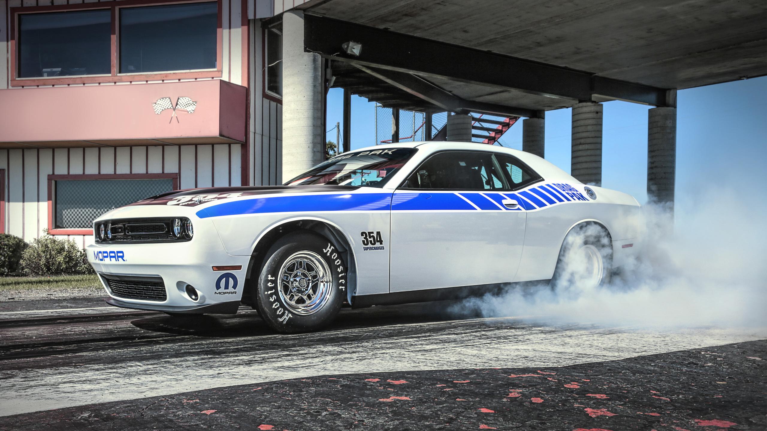 2015 Mopar Dodge Challenger Wallpaper