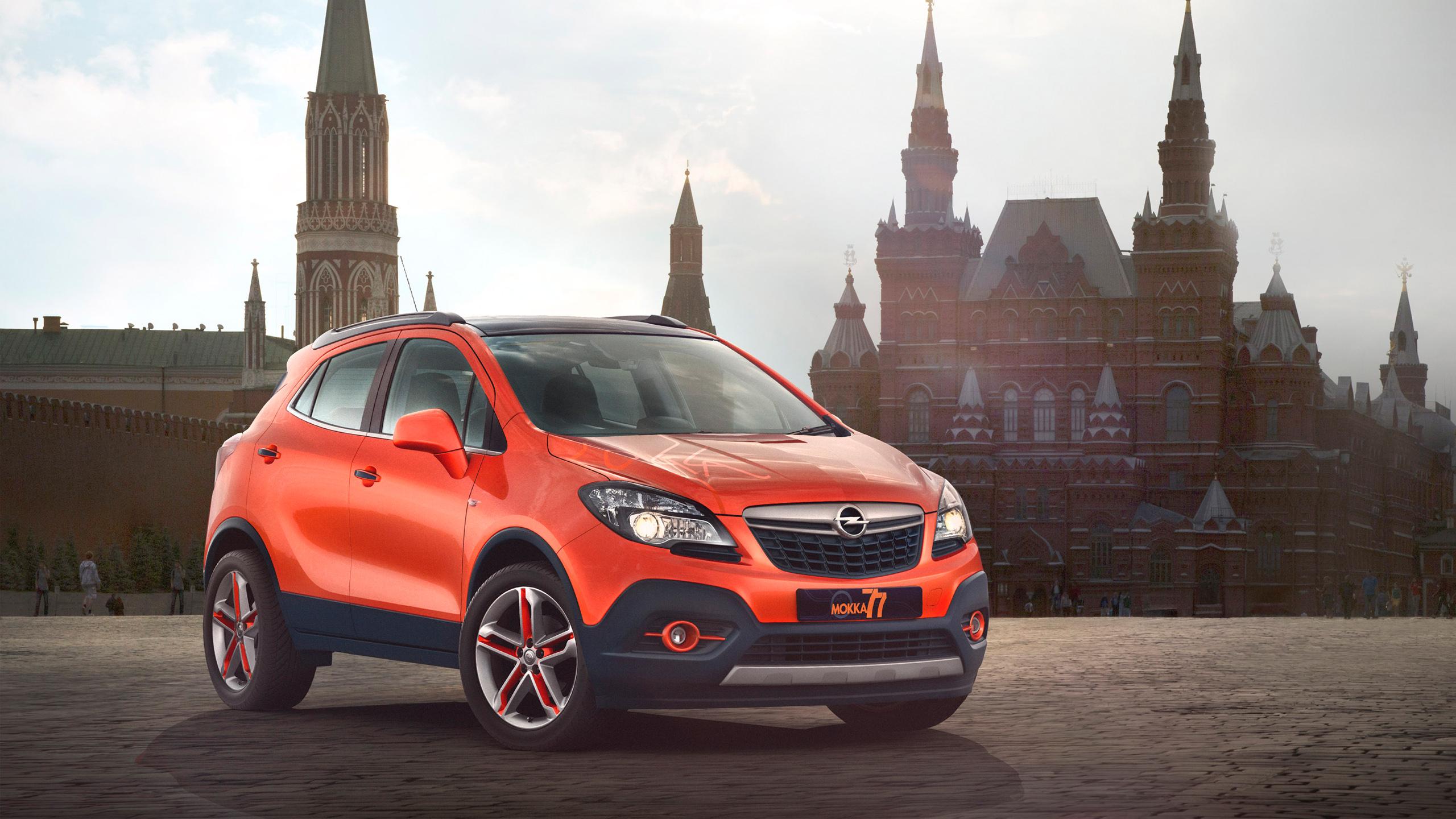 2015 Opel Mokka Moscow Edition Wallpaper Hd Car Wallpapers Id 4757
