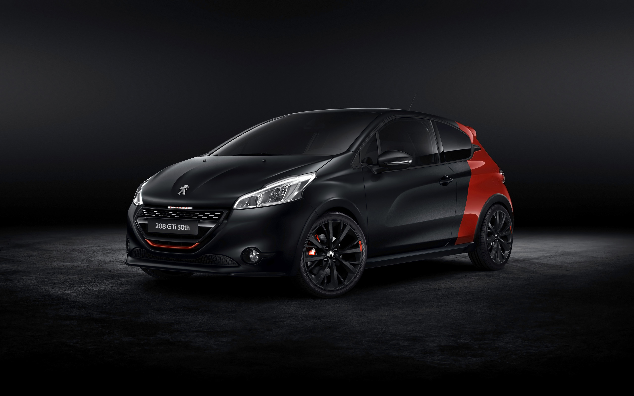 2015 peugeot 208 gti 30th anniversary wallpaper hd car wallpapers id 5023. Black Bedroom Furniture Sets. Home Design Ideas