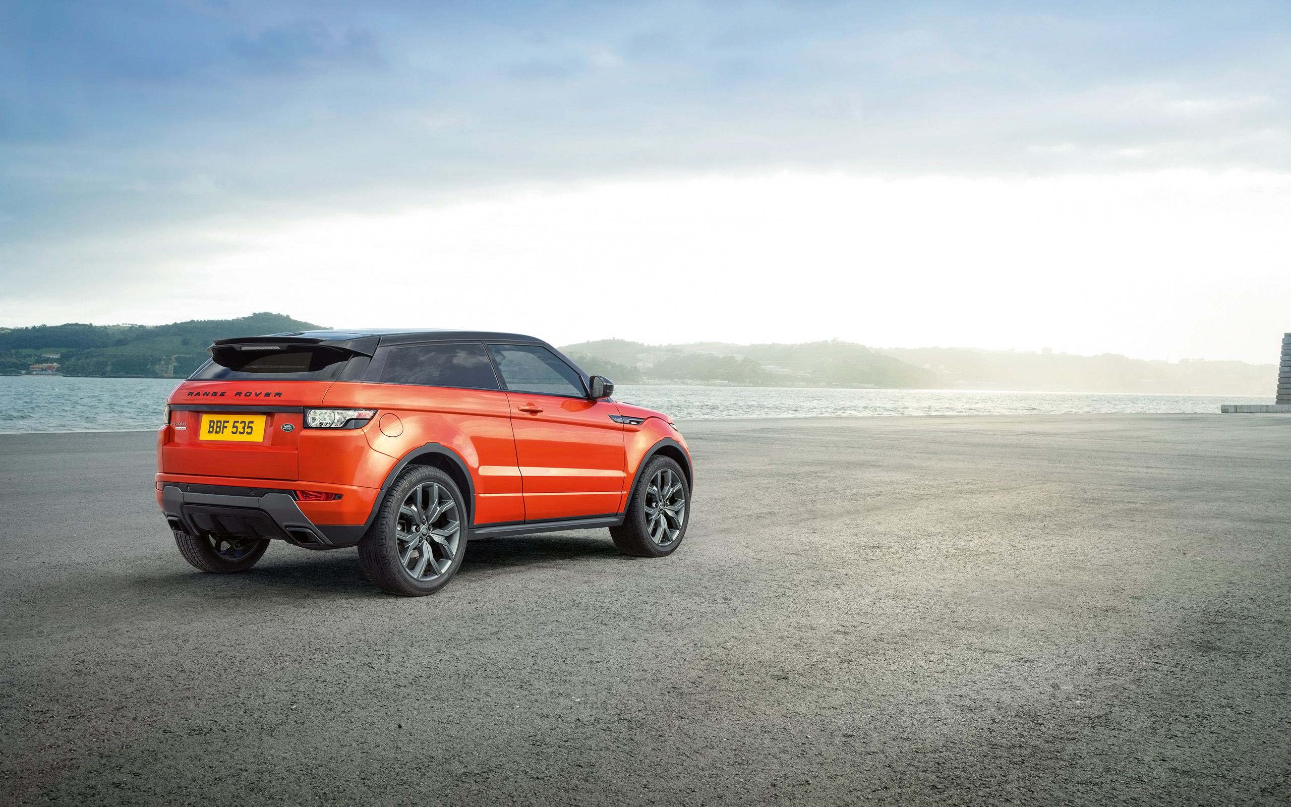 2015 range rover evoque autobiography 4 wallpaper hd car wallpapers id 4231. Black Bedroom Furniture Sets. Home Design Ideas