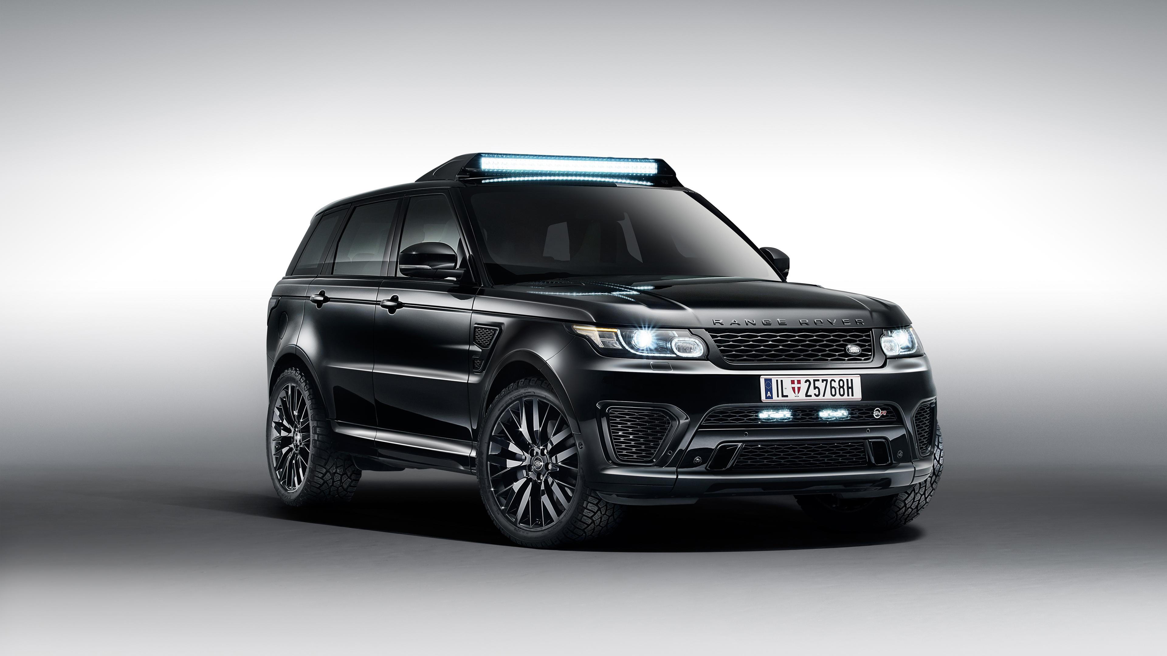 Range Rover Sport Black Wallpaper: 2015 Range Rover Sport Wallpaper