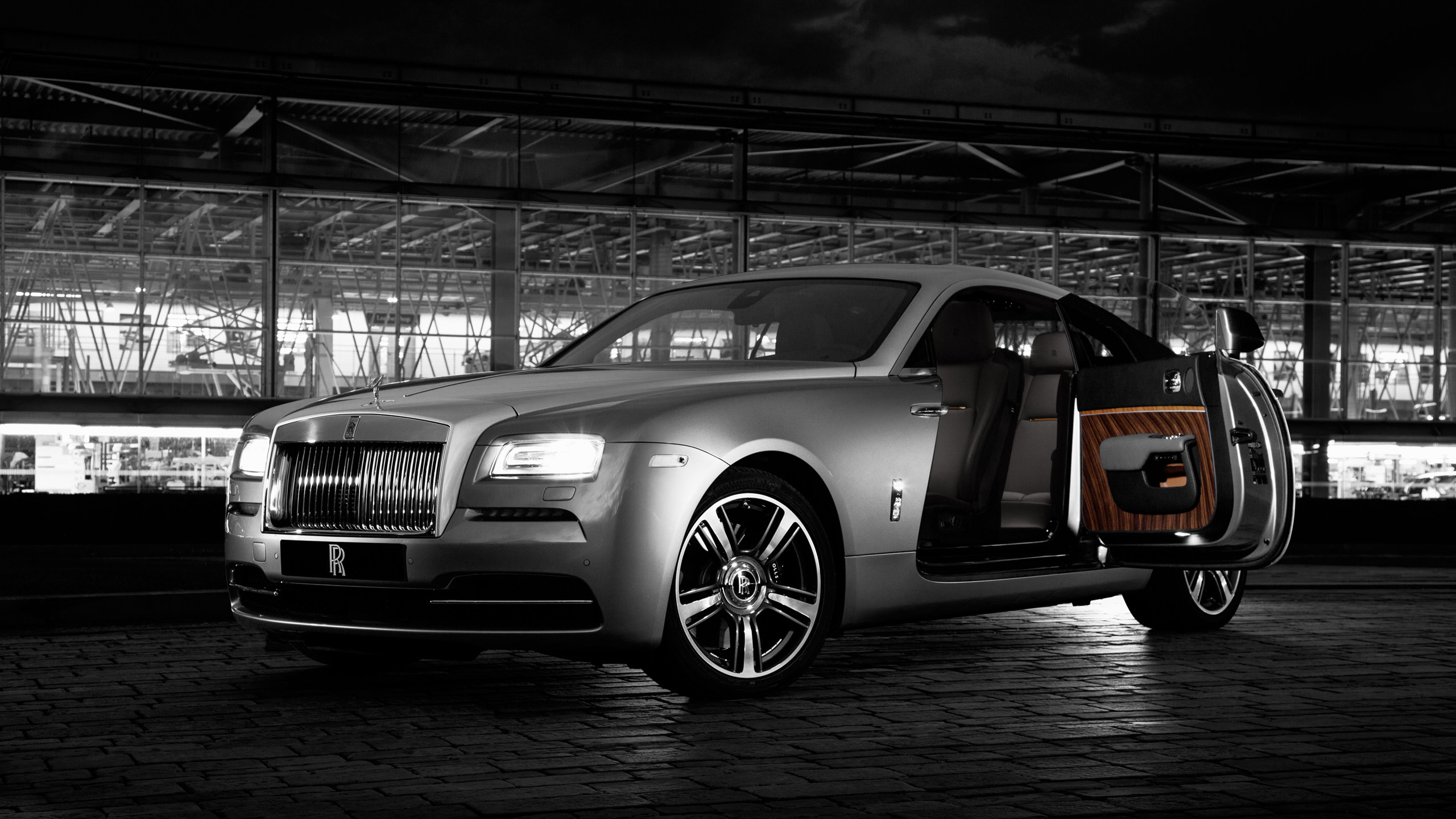 2015 Rolls Royce Wraith Inspired Film Special Edition