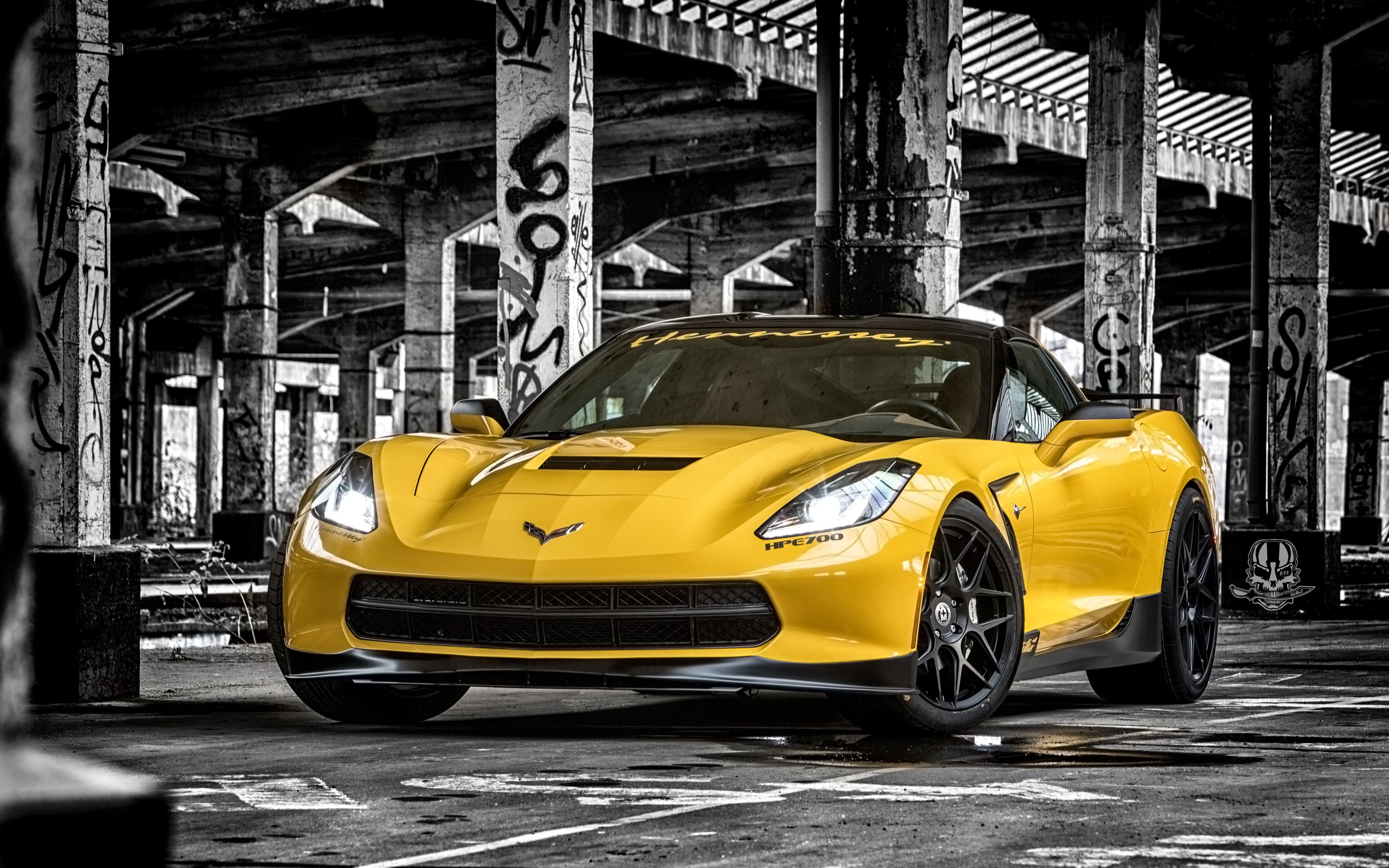 Hennessey Chevrolet Corvette Stingray HPE700 Photo Gallery