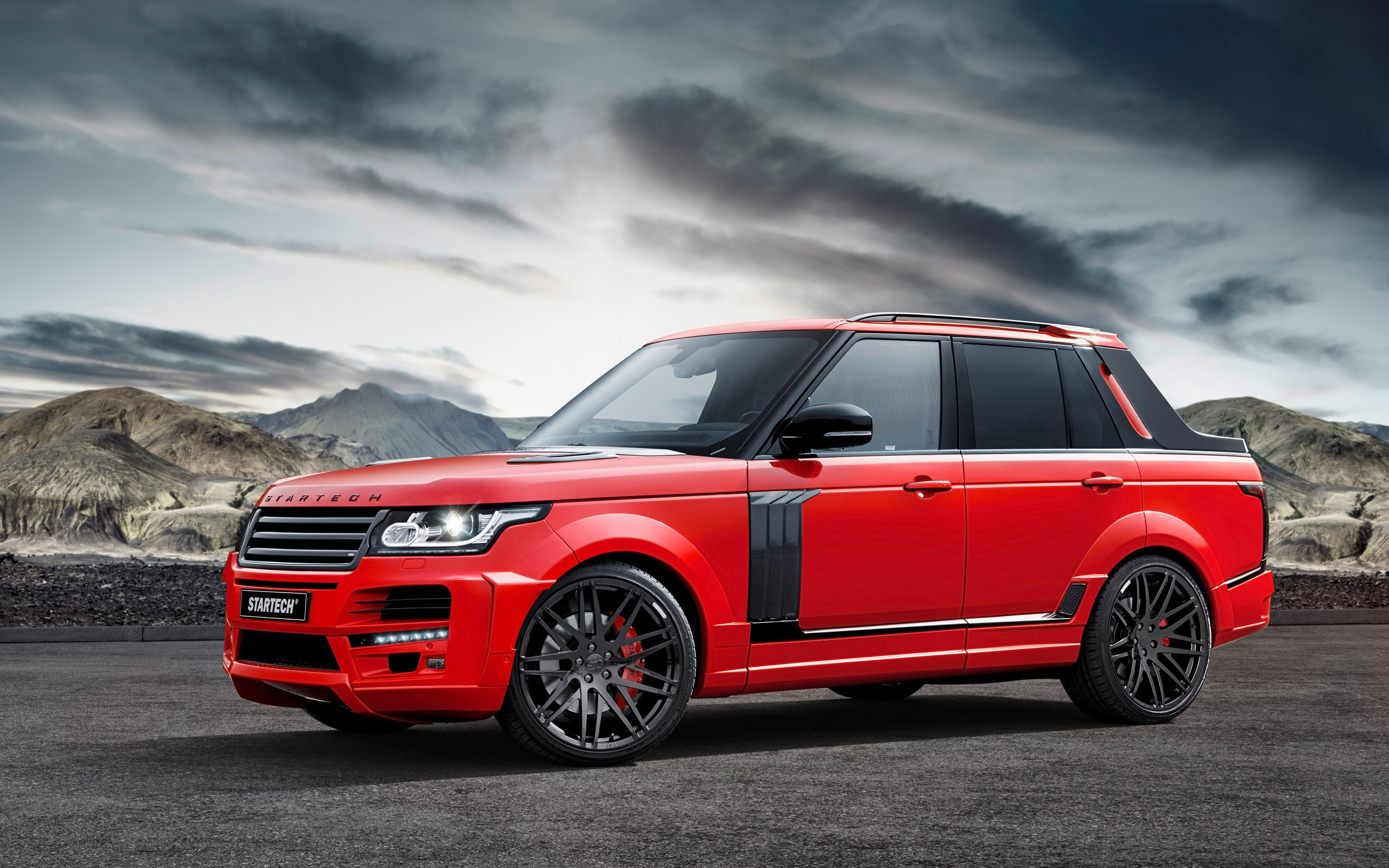 2015 startech range rover pickup car wallpapers. Black Bedroom Furniture Sets. Home Design Ideas