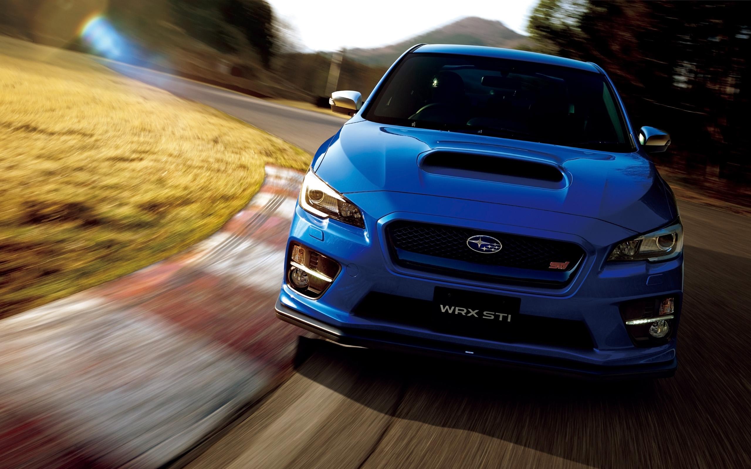 2015 Subaru WRX STI Japan Wallpaper