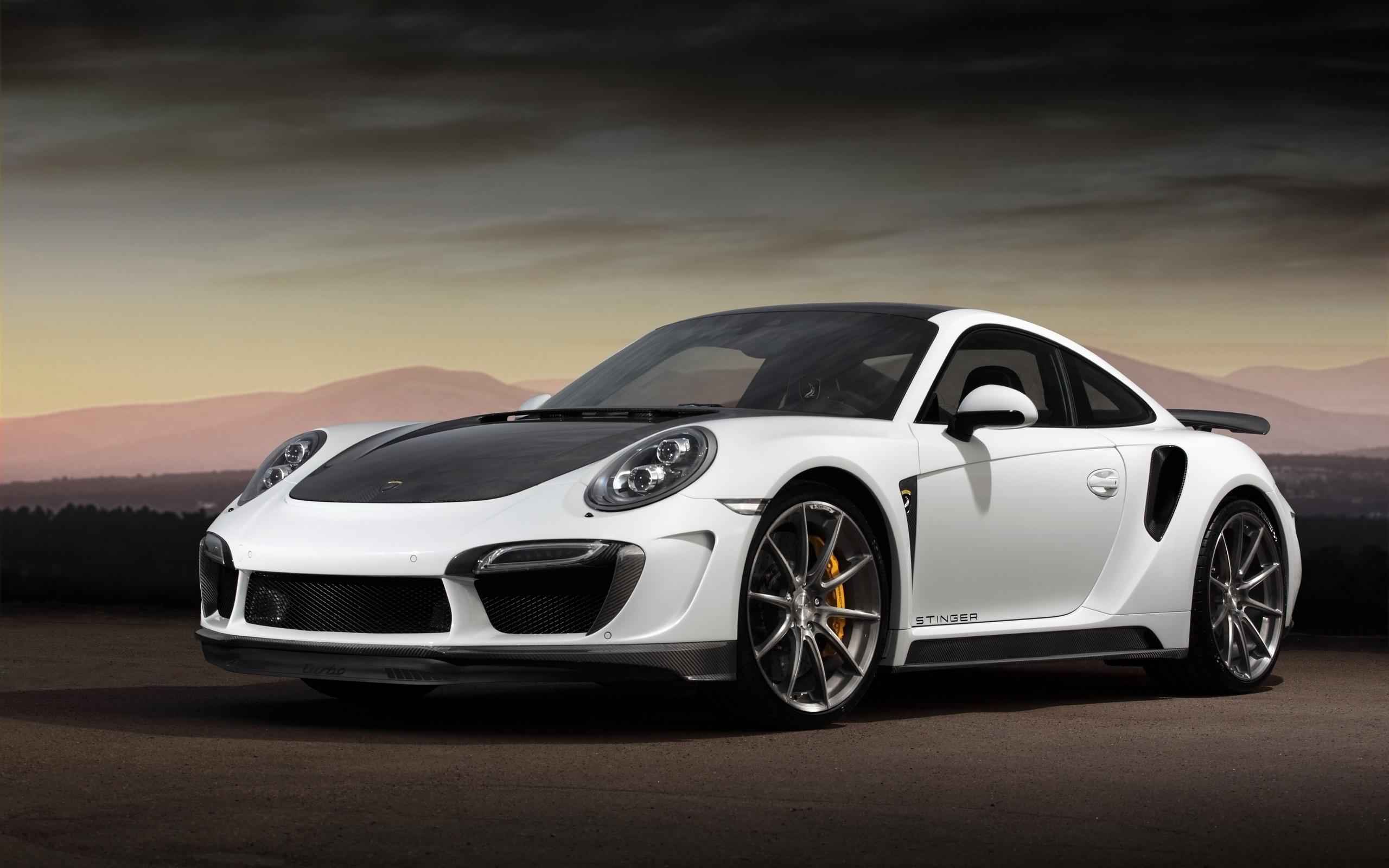 2015 Topcar Porsche 991 Turbo Stinger Gtr Wallpaper Hd Car Wallpapers Id 5011