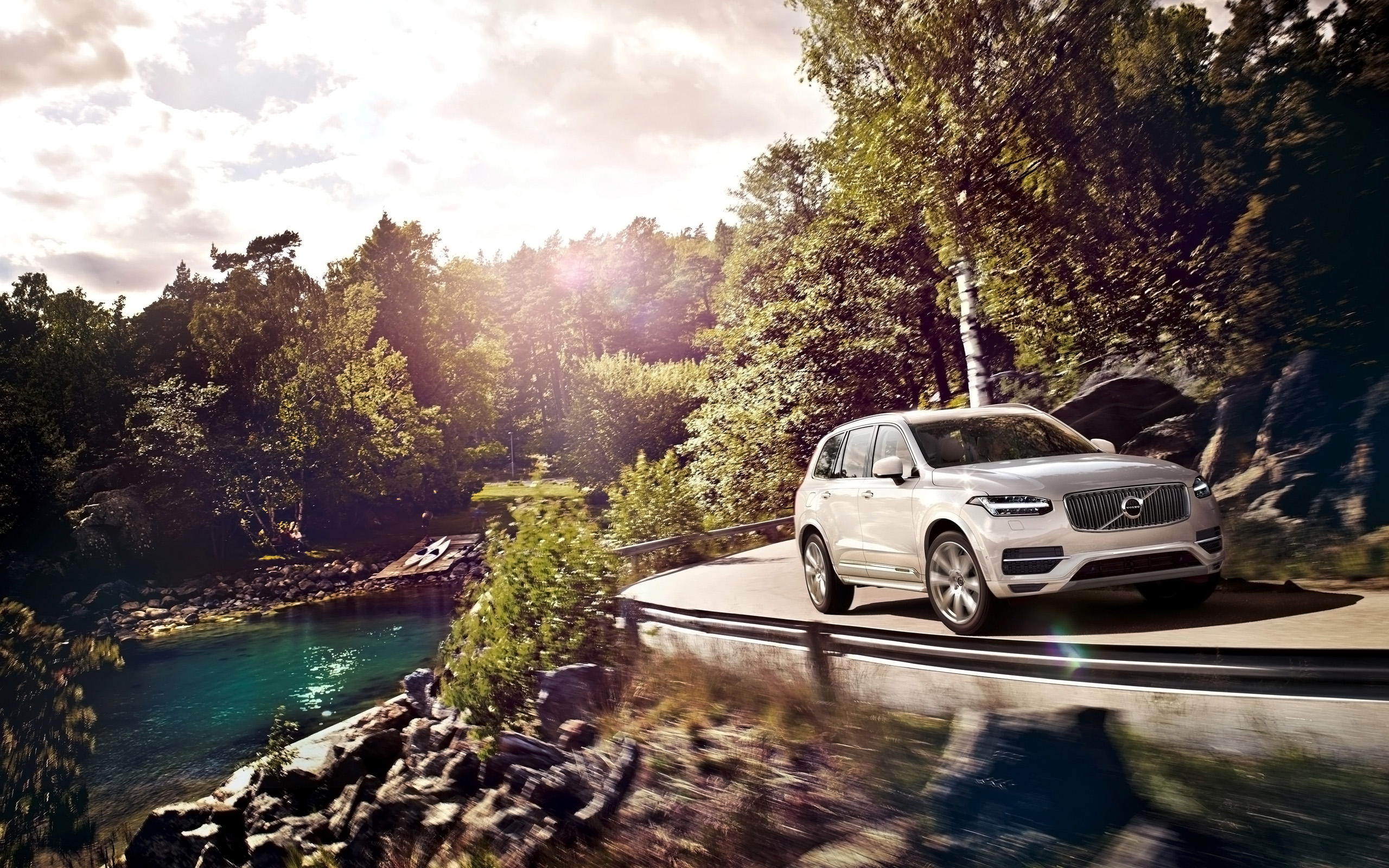 2015 Volvo Xc90 Wallpaper Hd Car Wallpapers Id 4759