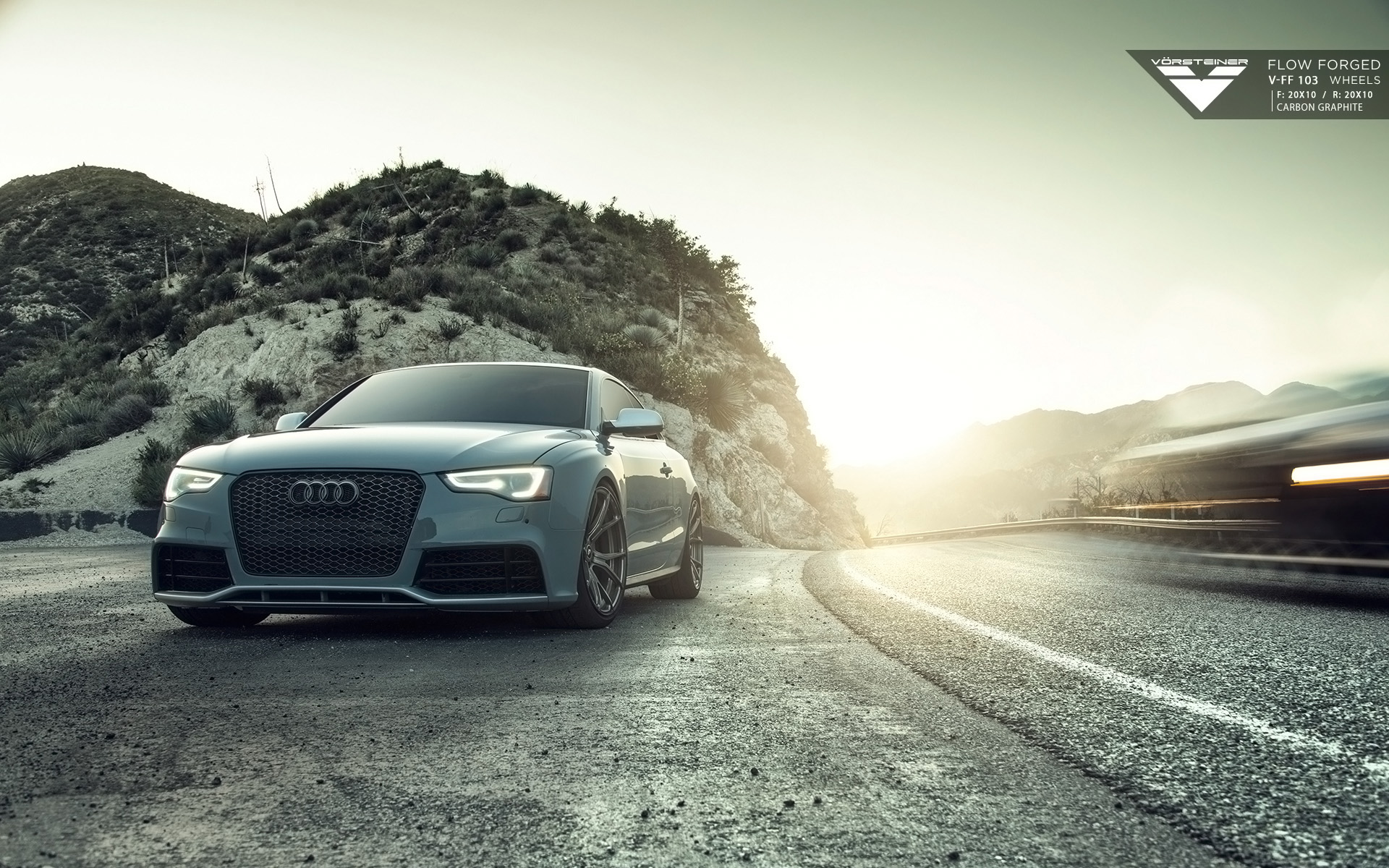 2015 Vorsteiner Audi Rs5 V Ff 103 Wallpaper Hd Car