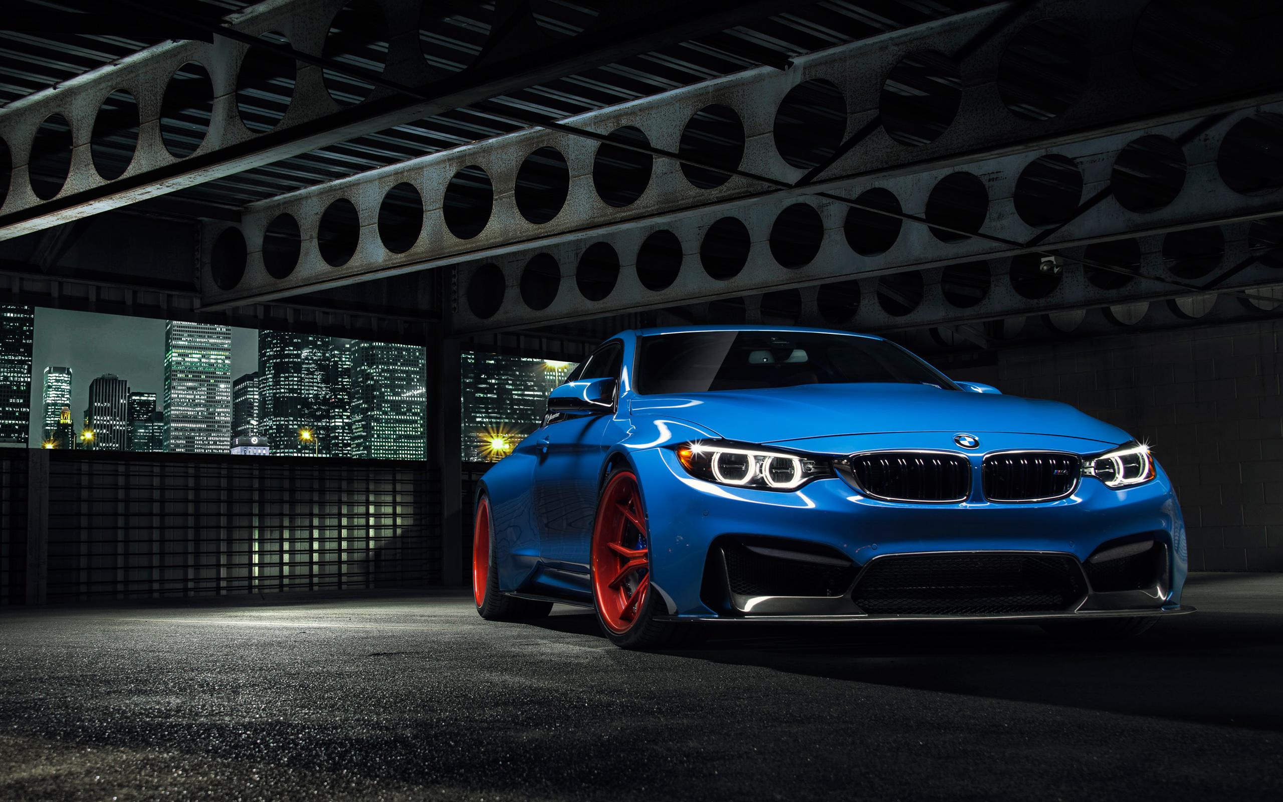 2015 Vorsteiner BMW Yas Marina Blue GTRS4 Anniversary ...