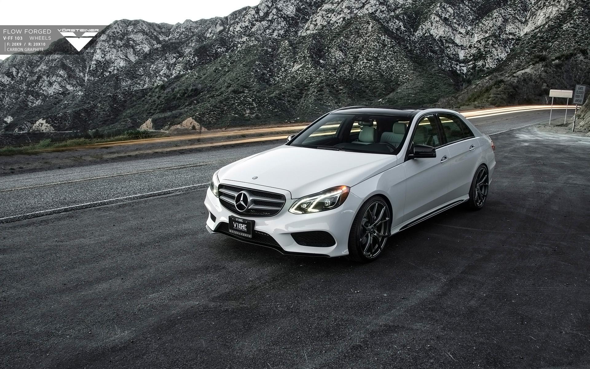 2015 vorsteiner mercedes benz e class wallpaper hd car for Mercedes benz 2015 e class
