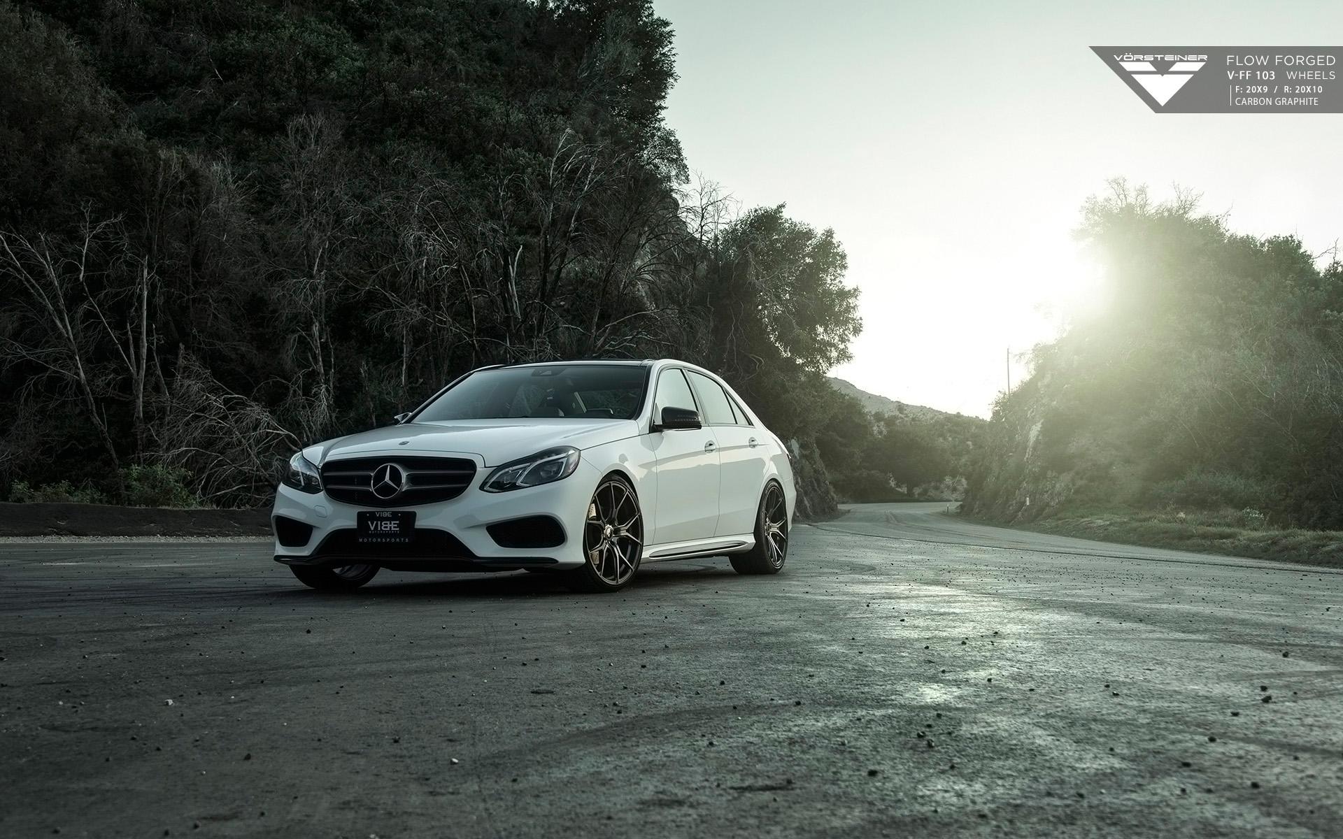 2015 Vorsteiner Mercedes Benz E Class Sedan Wallpaper   HD ...