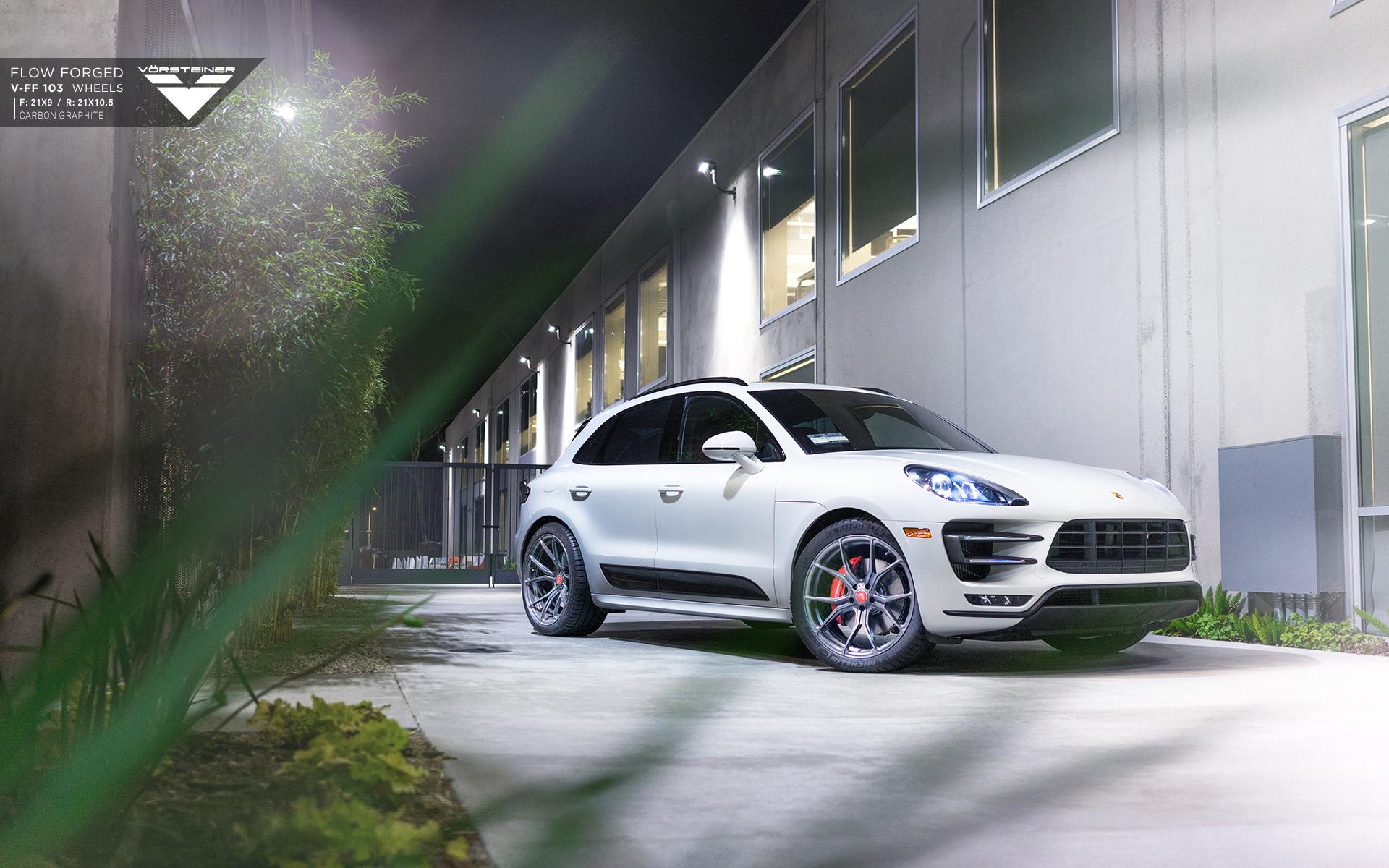 2015 Vorsteiner Porsche Macan V Ff 103 Wallpaper Hd Car