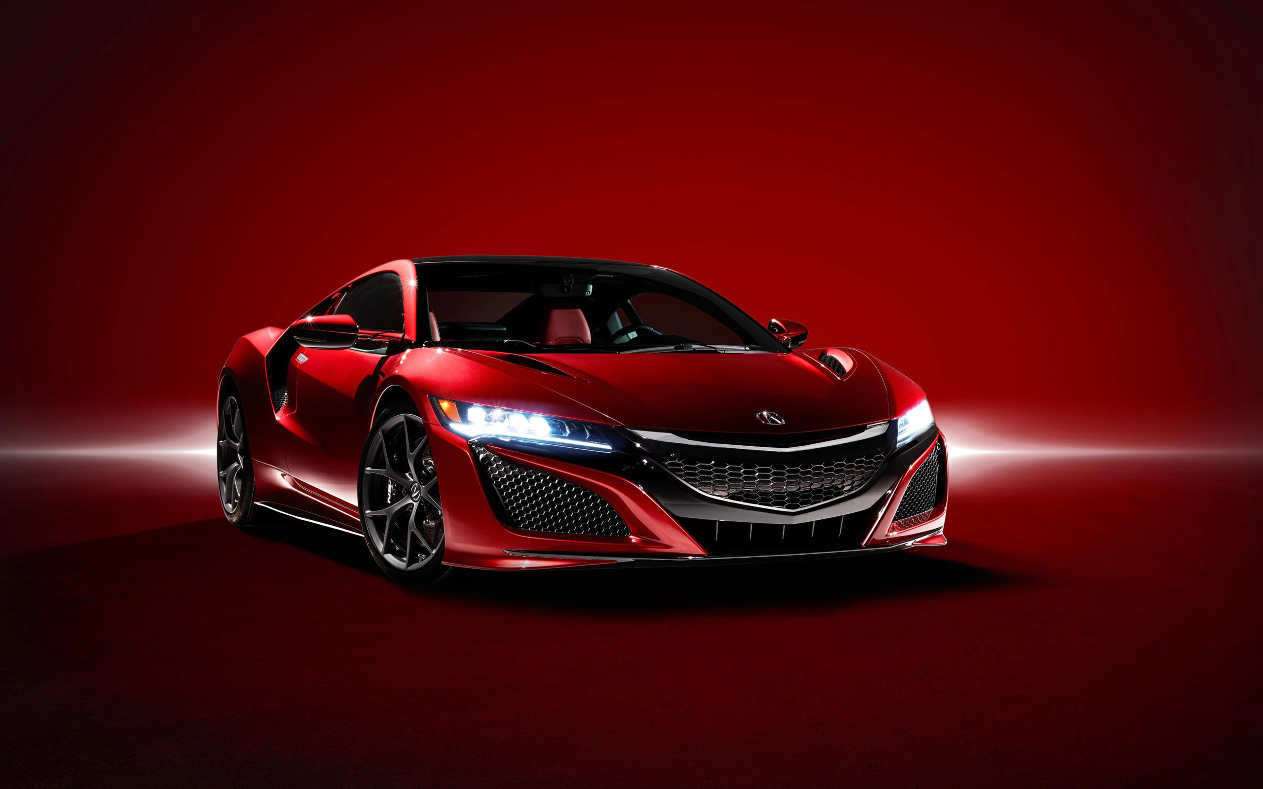 2016 Acura Nsx Supercar Wallpaper Hd Car Wallpapers Id