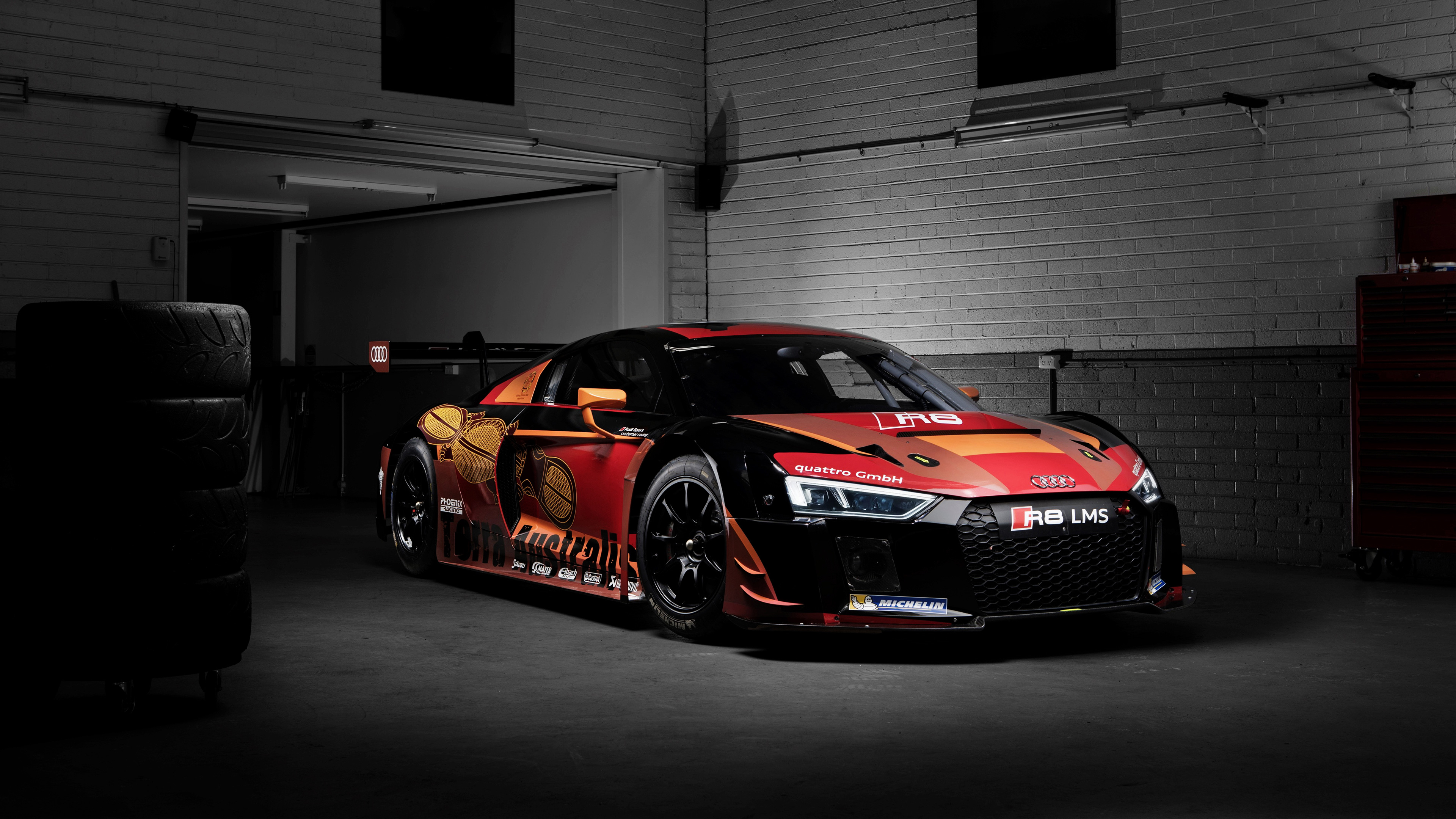 2016 Audi R8 Lms Wallpaper Hd Car Wallpapers Id 6517