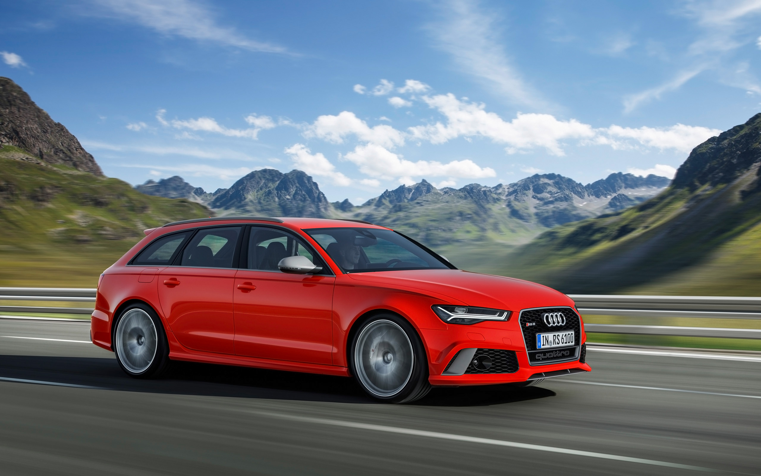 2016 Audi RS6 Avant Performance Wallpaper  HD Car Wallpapers
