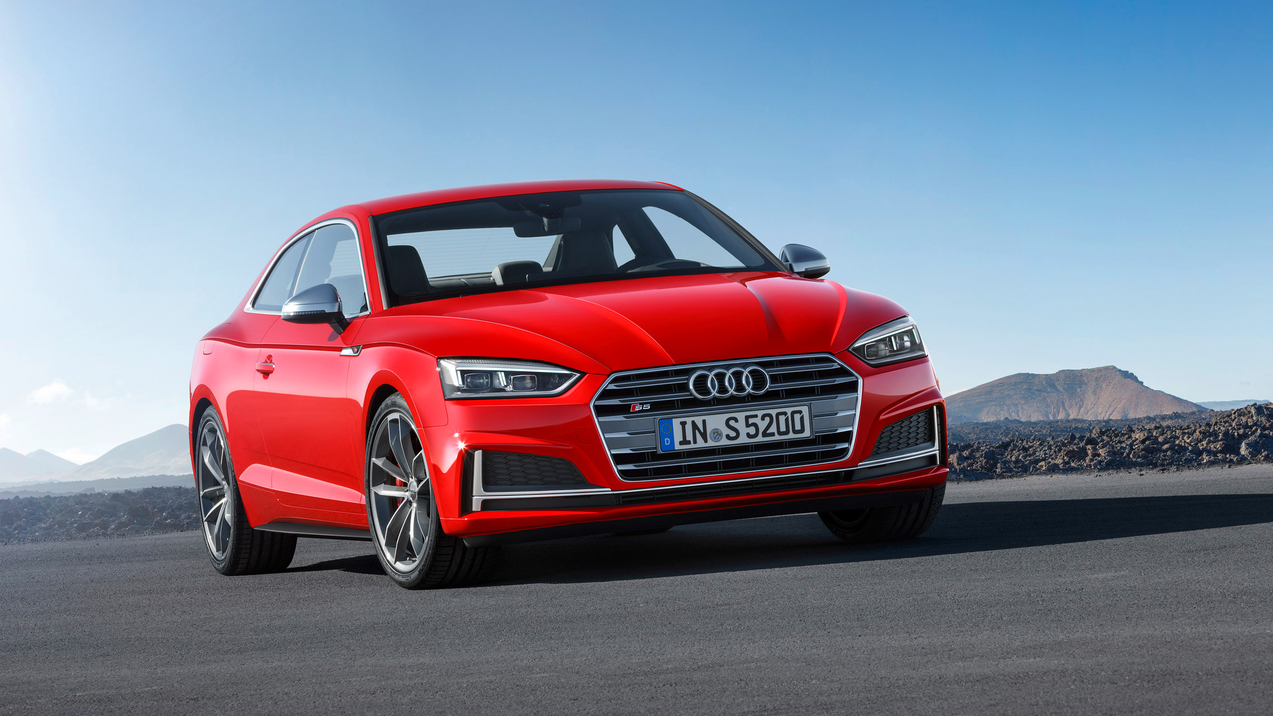 2016 Audi S5 Coupe Wallpaper Hd Car Wallpapers Id 6587