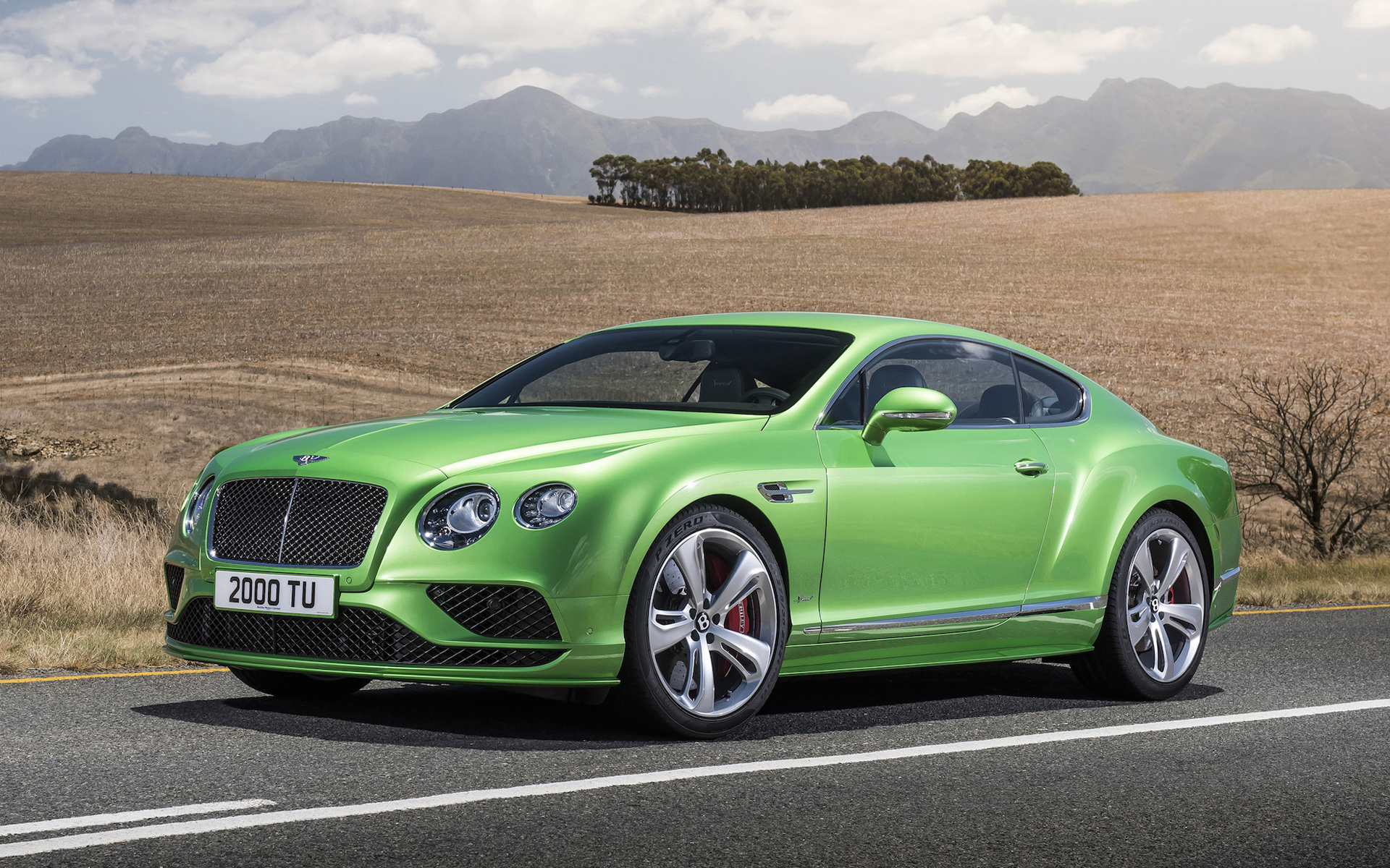 2016 Bentley Continental Gt4 Wallpaper Hd Car Wallpapers
