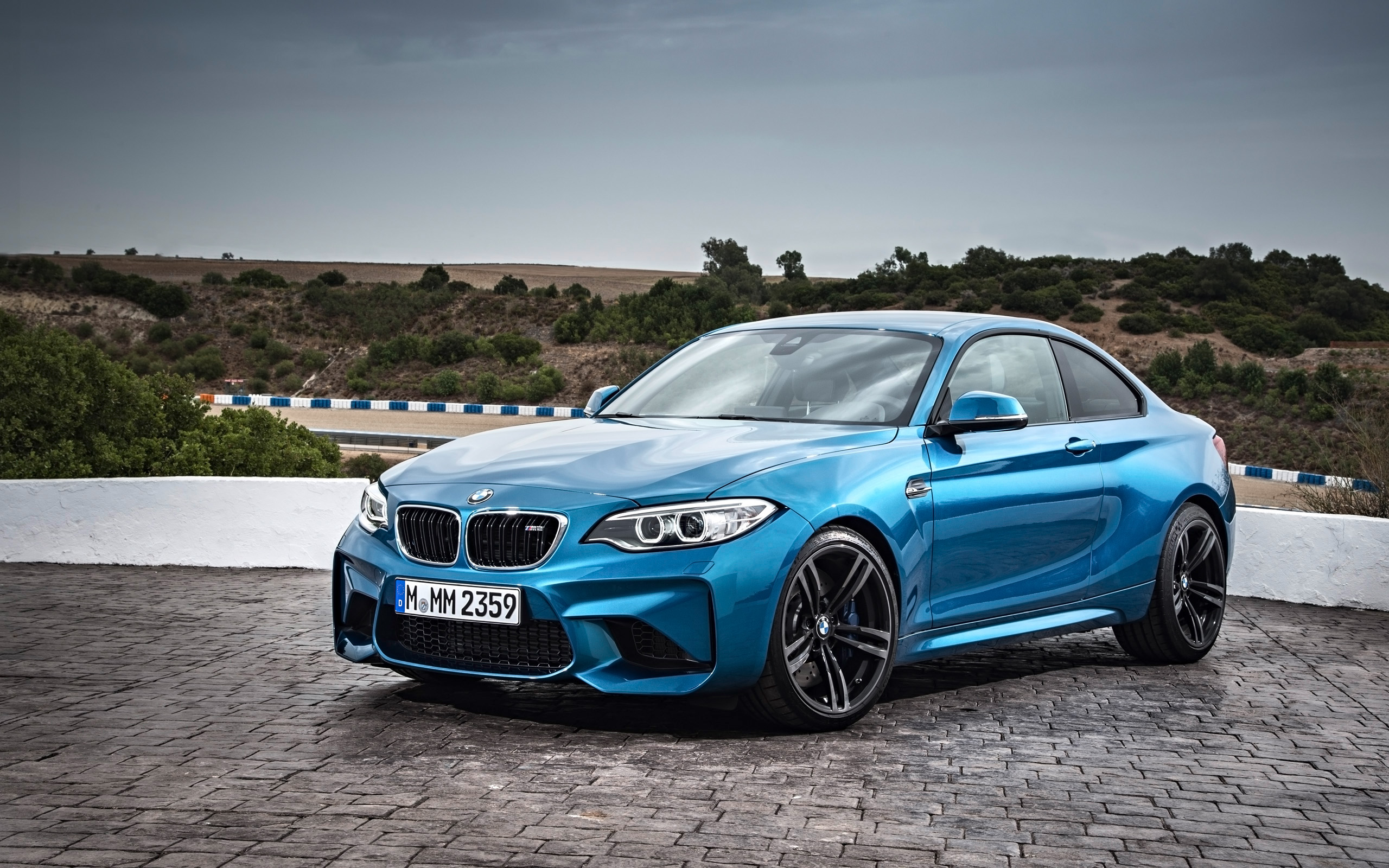 2016 BMW M2 Coupe Wallpaper | HD Car Wallpapers