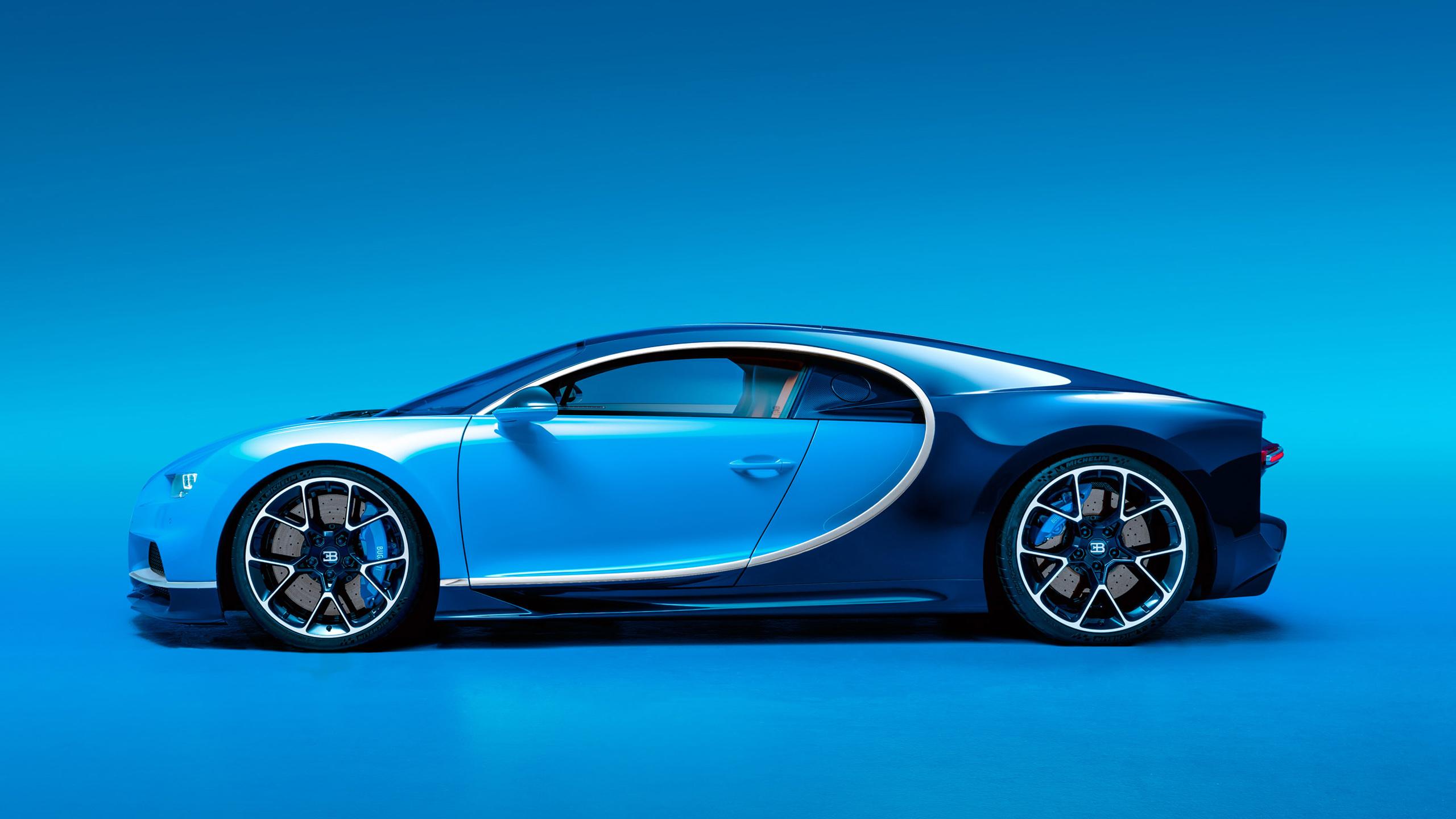 2016 Bugatti Chiron 2 Wallpaper Hd Car Wallpapers Id 6278
