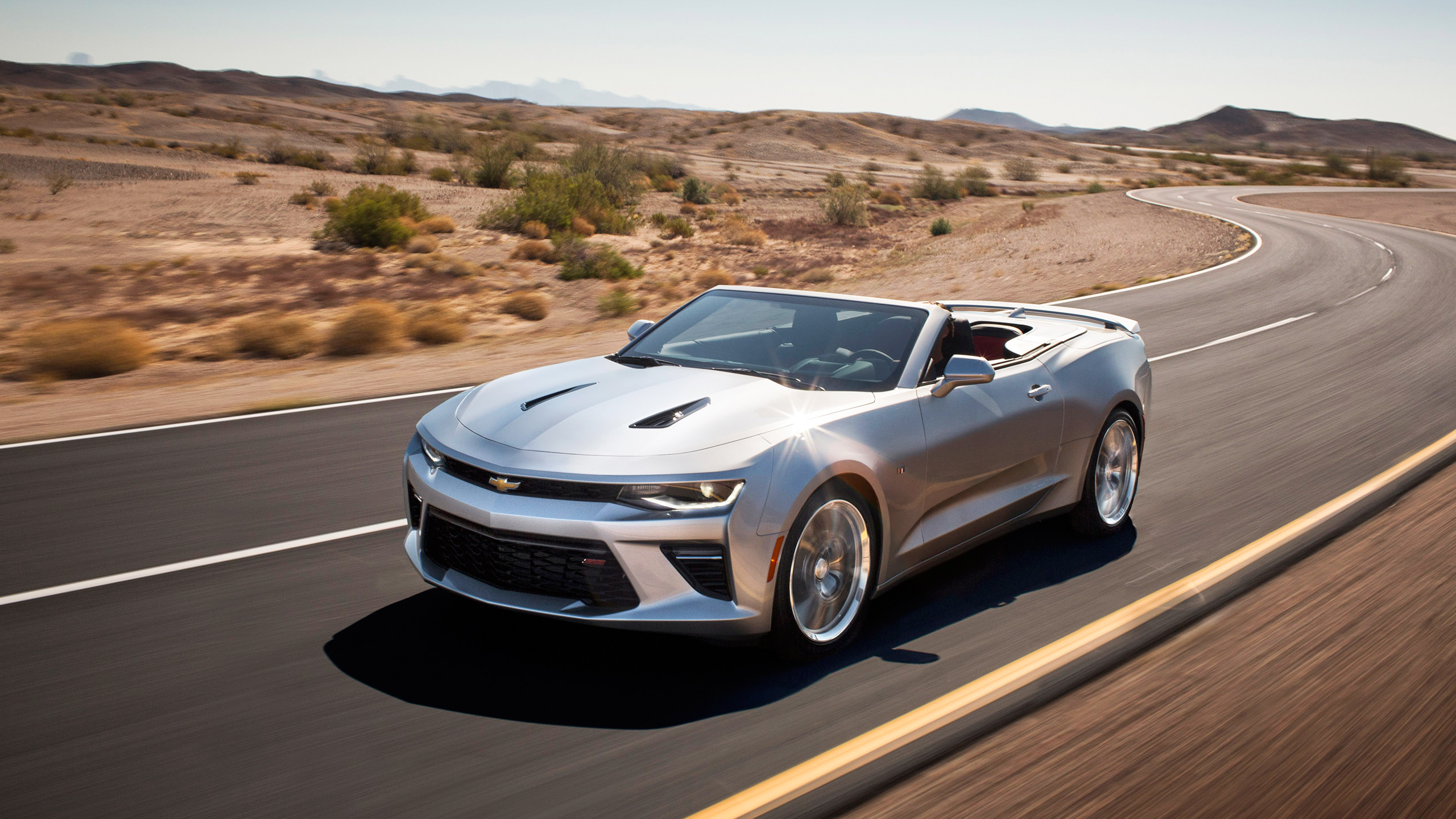 2016 Chevrolet Camaro Convertible Wallpaper | HD Car ...