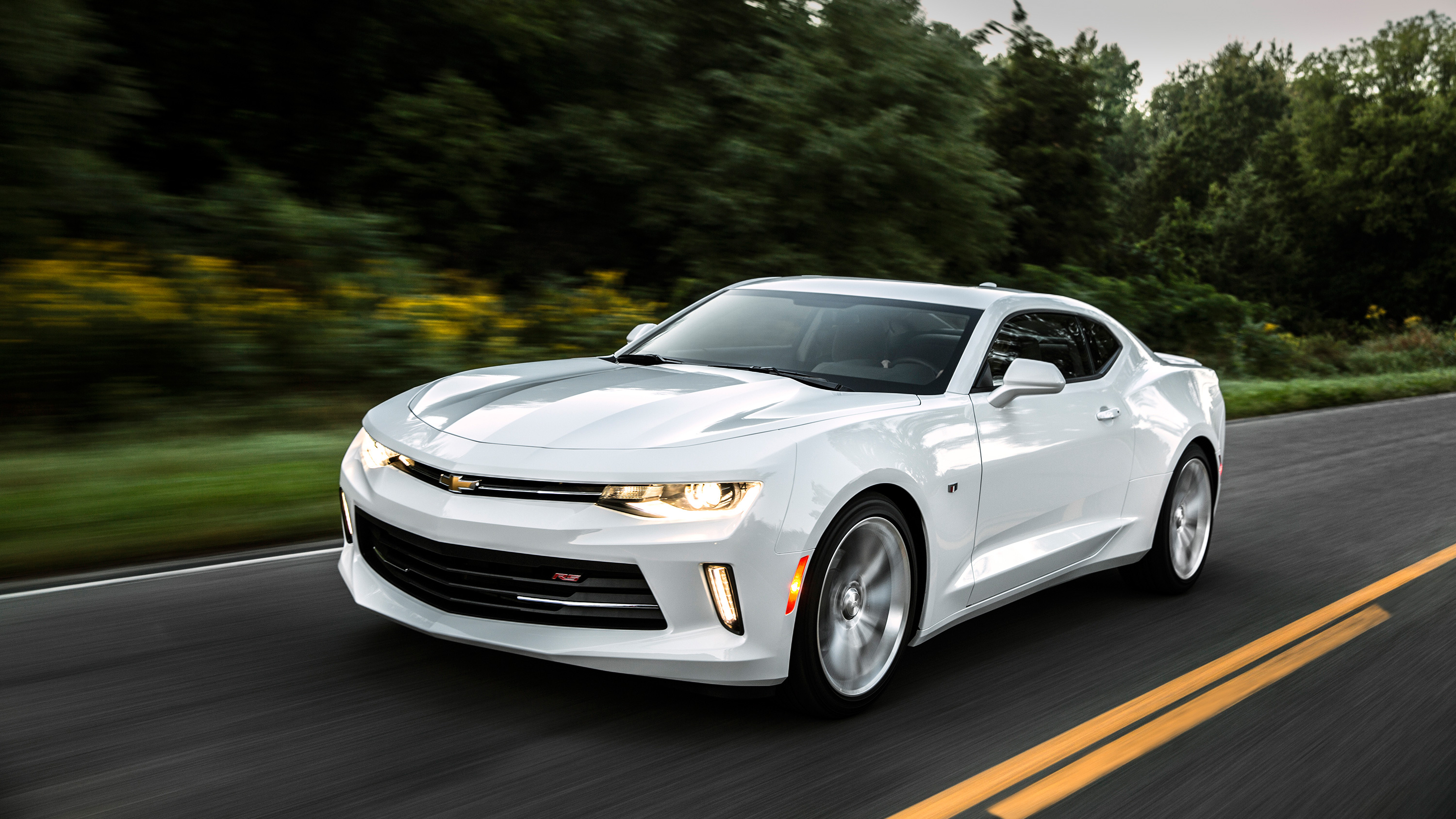Tags Chevrolet Camaro White 2016