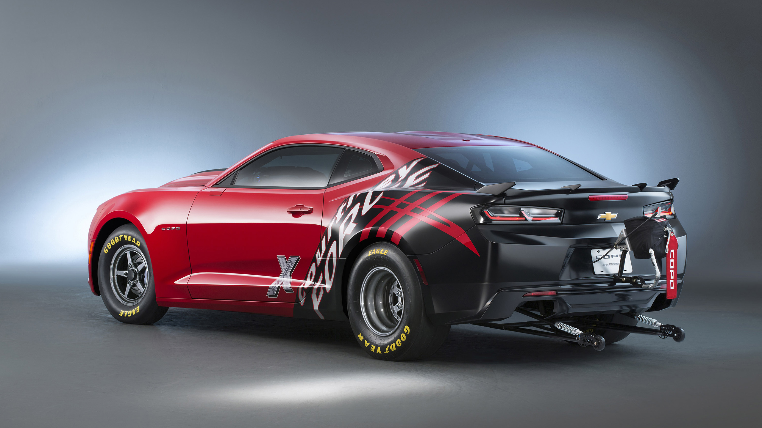 2016 Chevrolet Copo Camaro Wallpaper Hd Car Wallpapers Id 6125