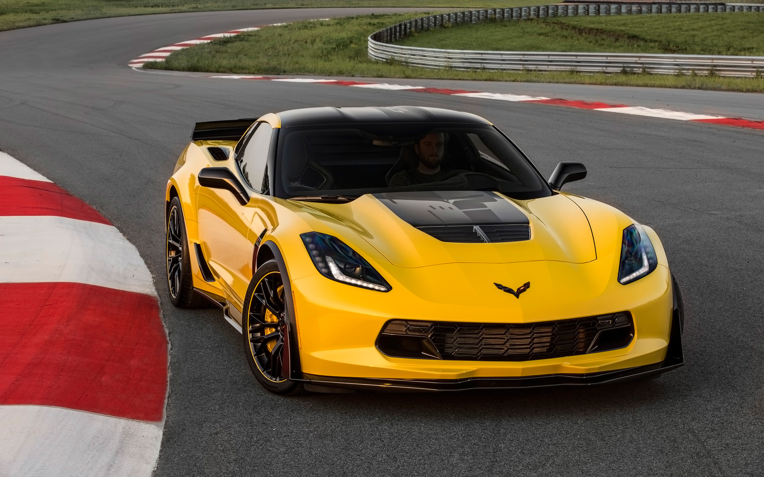 2016 chevrolet corvette z06 c7 r edition wallpaper hd car wallpapers