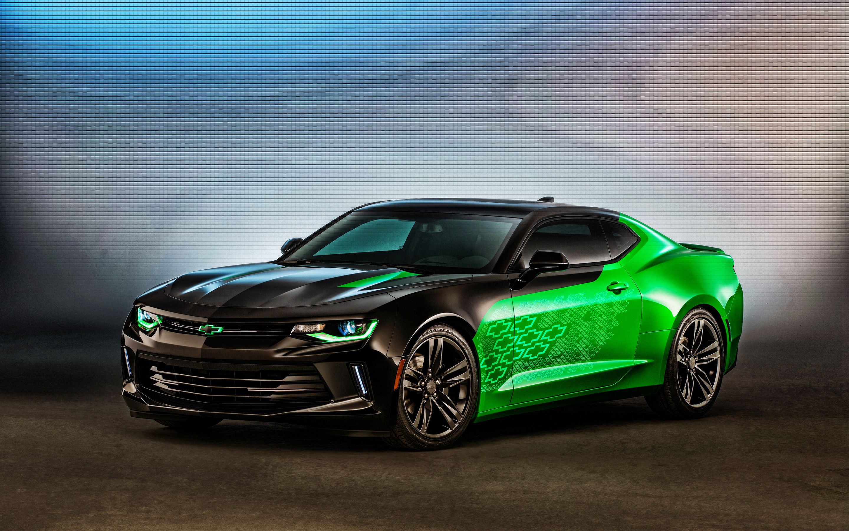 2016 Chevy Camaro Wallpaper  HD Car Wallpapers