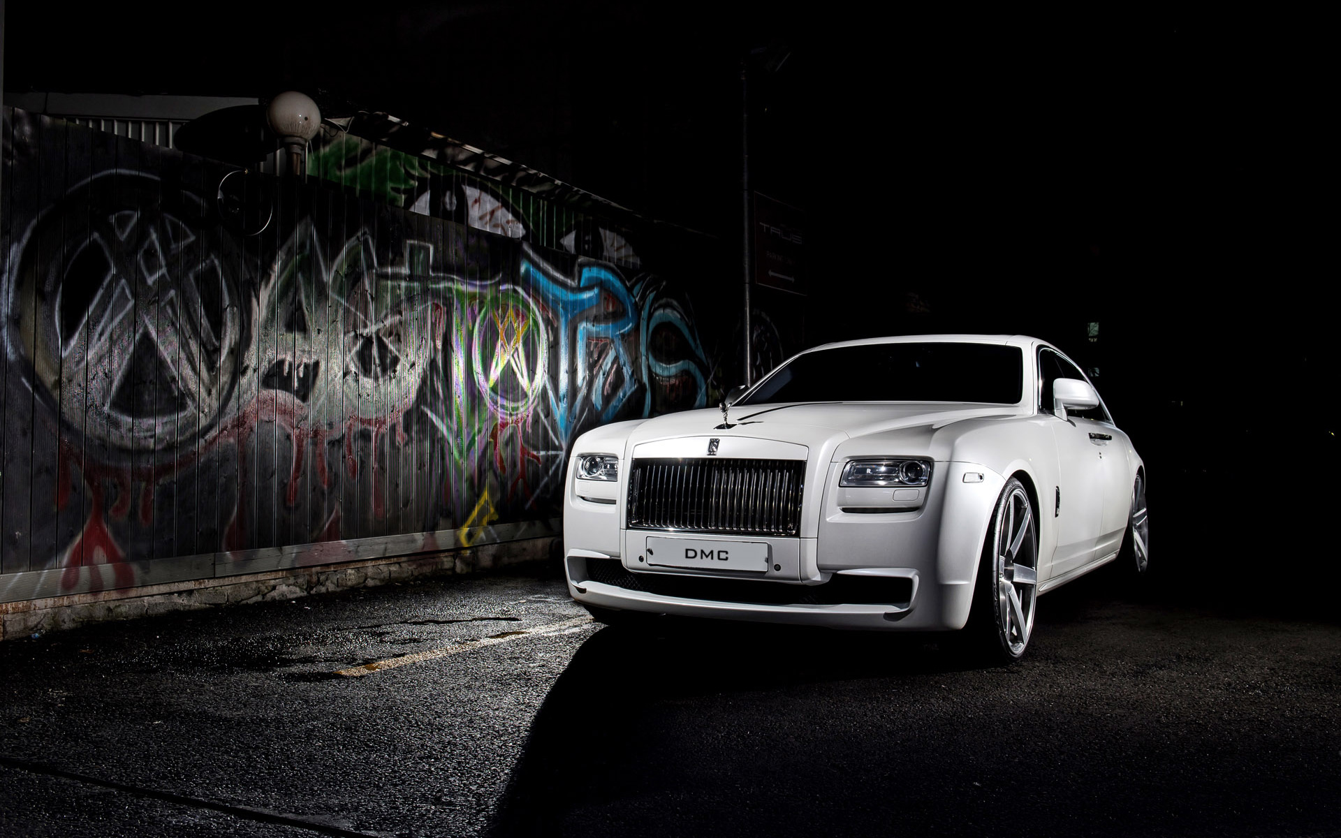 2016 dmc rolls royce ghost saranghae 2 wallpaper | hd car wallpapers