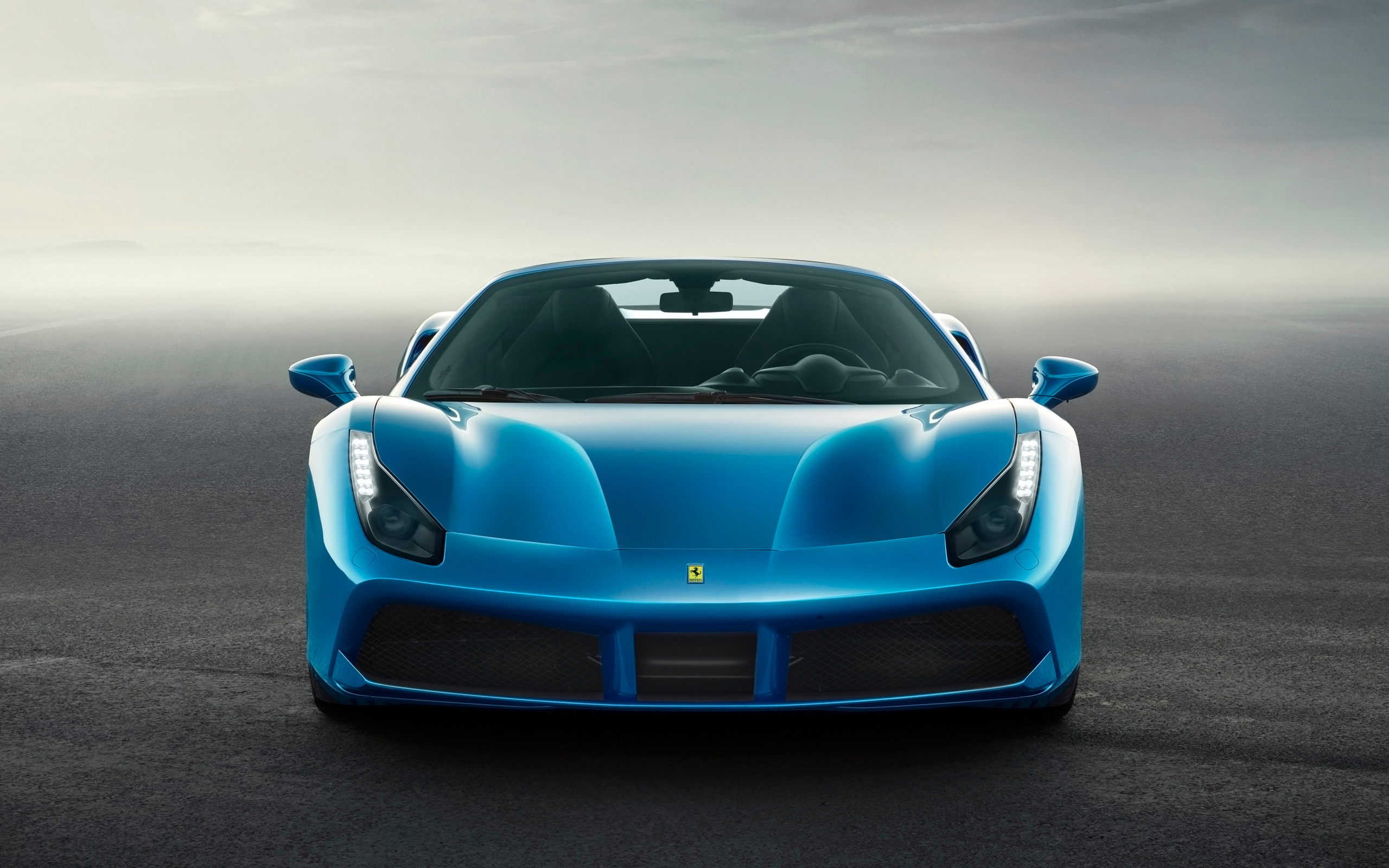 2016 Ferrari 488 Spider Wallpaper Hd Car Wallpapers