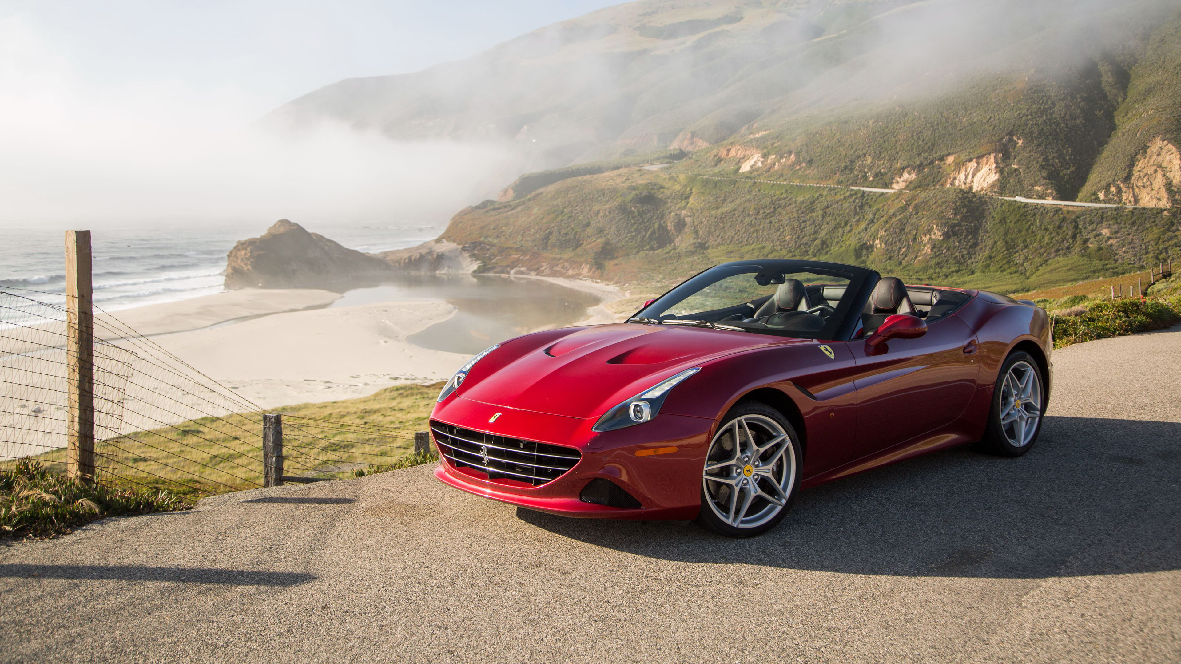 2016 Ferrari California T 4k Wallpaper Hd Car Wallpapers