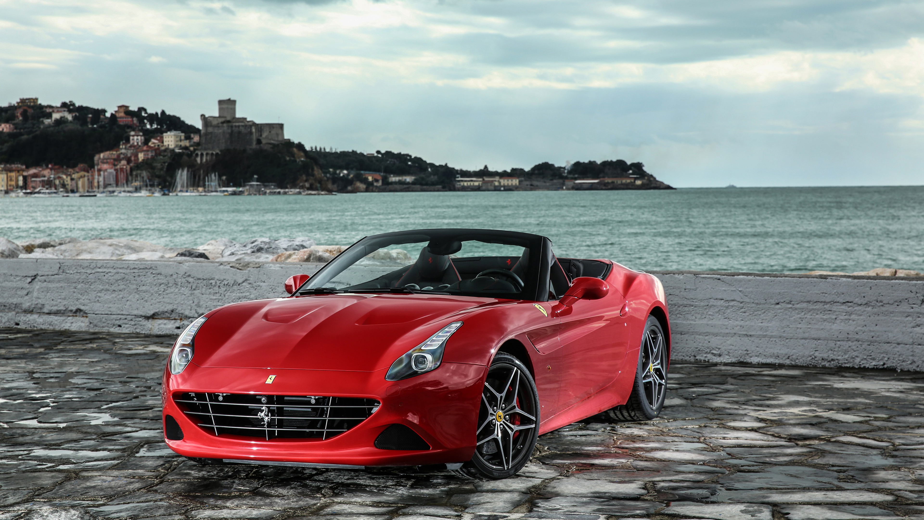 Apple Sport Chevrolet >> 2016 Ferrari California T HS Wallpaper | HD Car Wallpapers ...