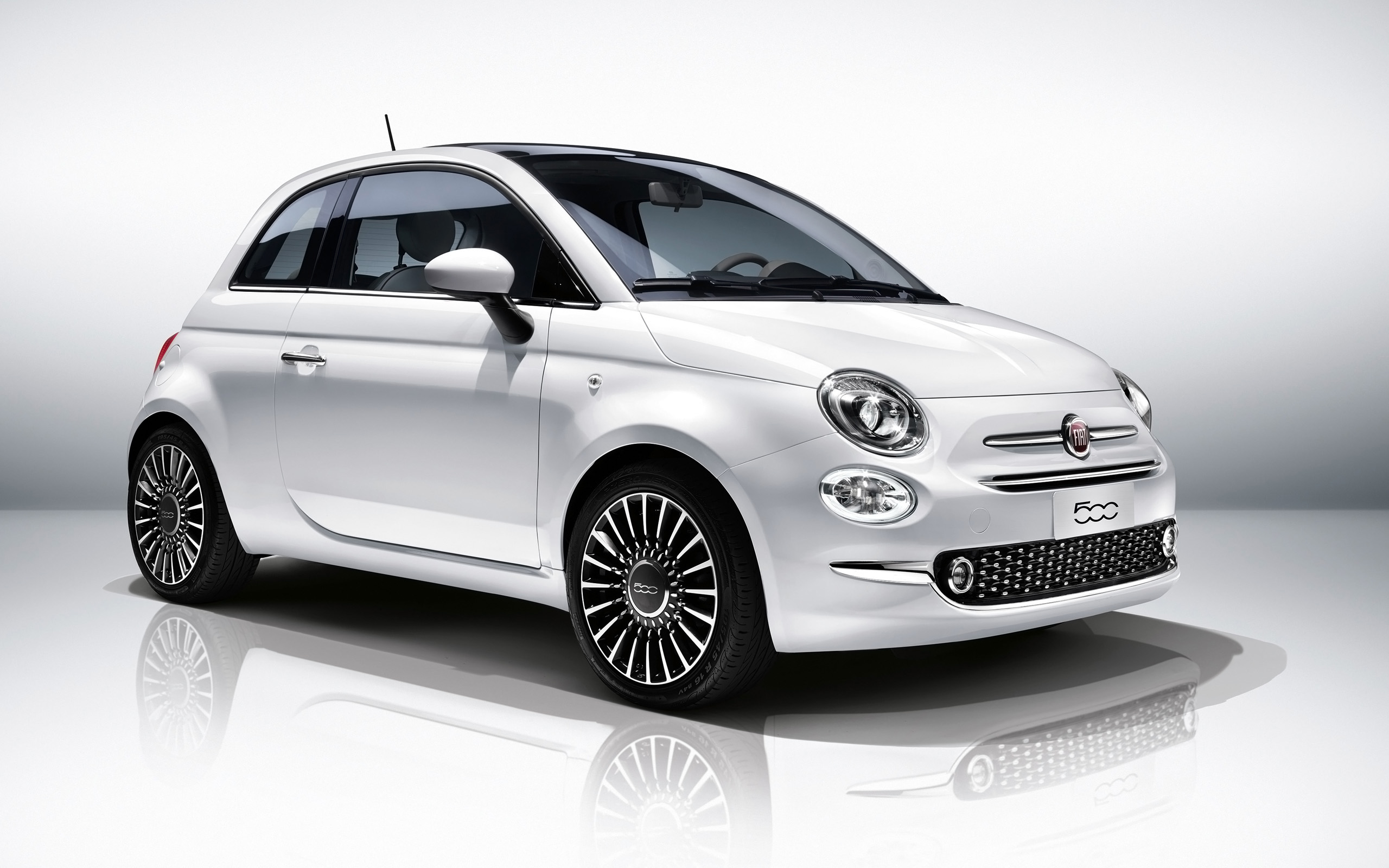 2016 fiat 500 wallpaper hd car wallpapers id 5476. Black Bedroom Furniture Sets. Home Design Ideas