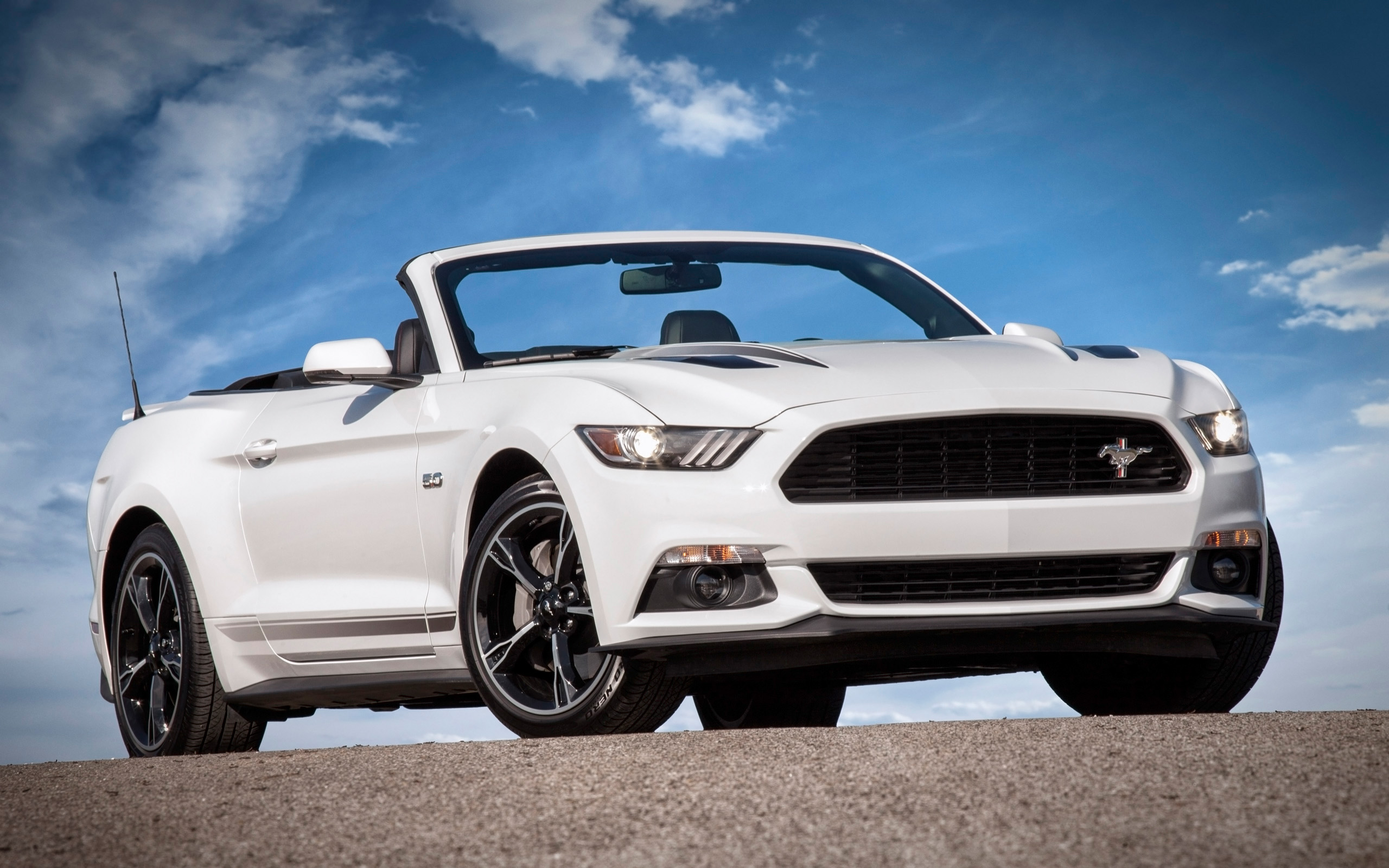 2016 Ford Mustang GT California Special Wallpaper | HD Car Wallpapers | ID #5335