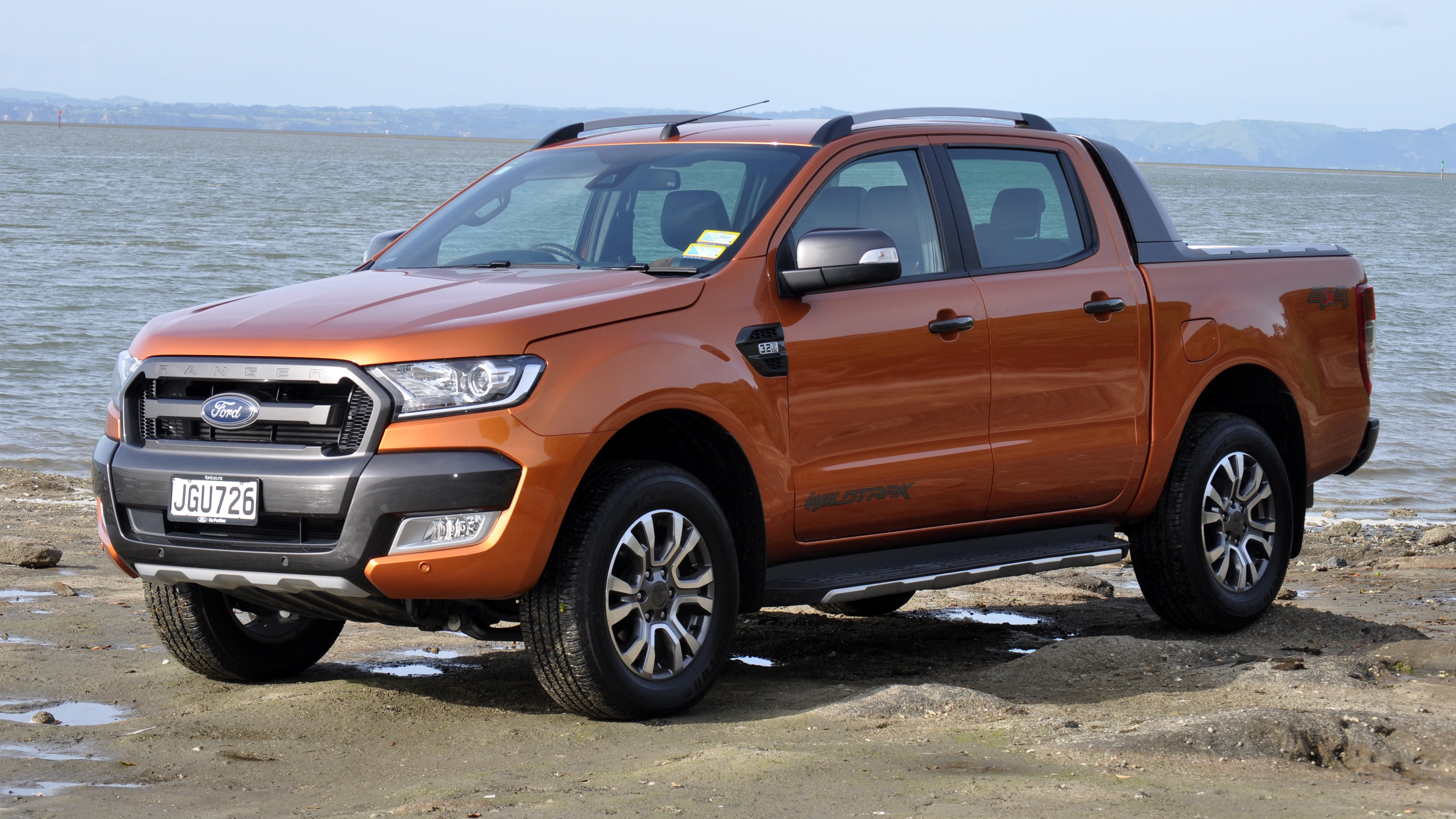 2016 Ford Ranger Wildtrak 4K Wallpaper | HD Car Wallpapers ...
