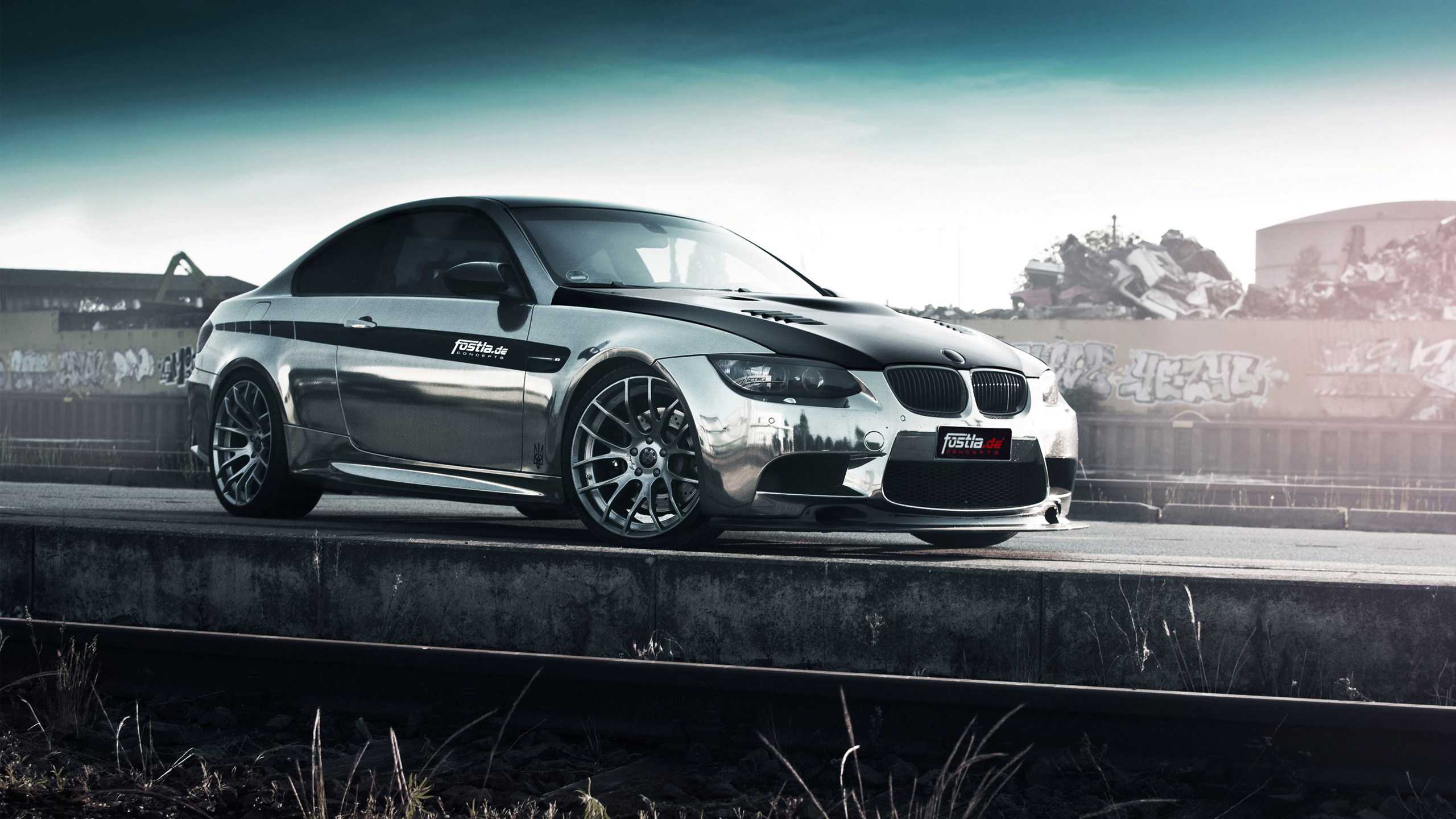 2016 fostla de bmw m3 coupe 2 wallpaper | hd car wallpapers | id #6550