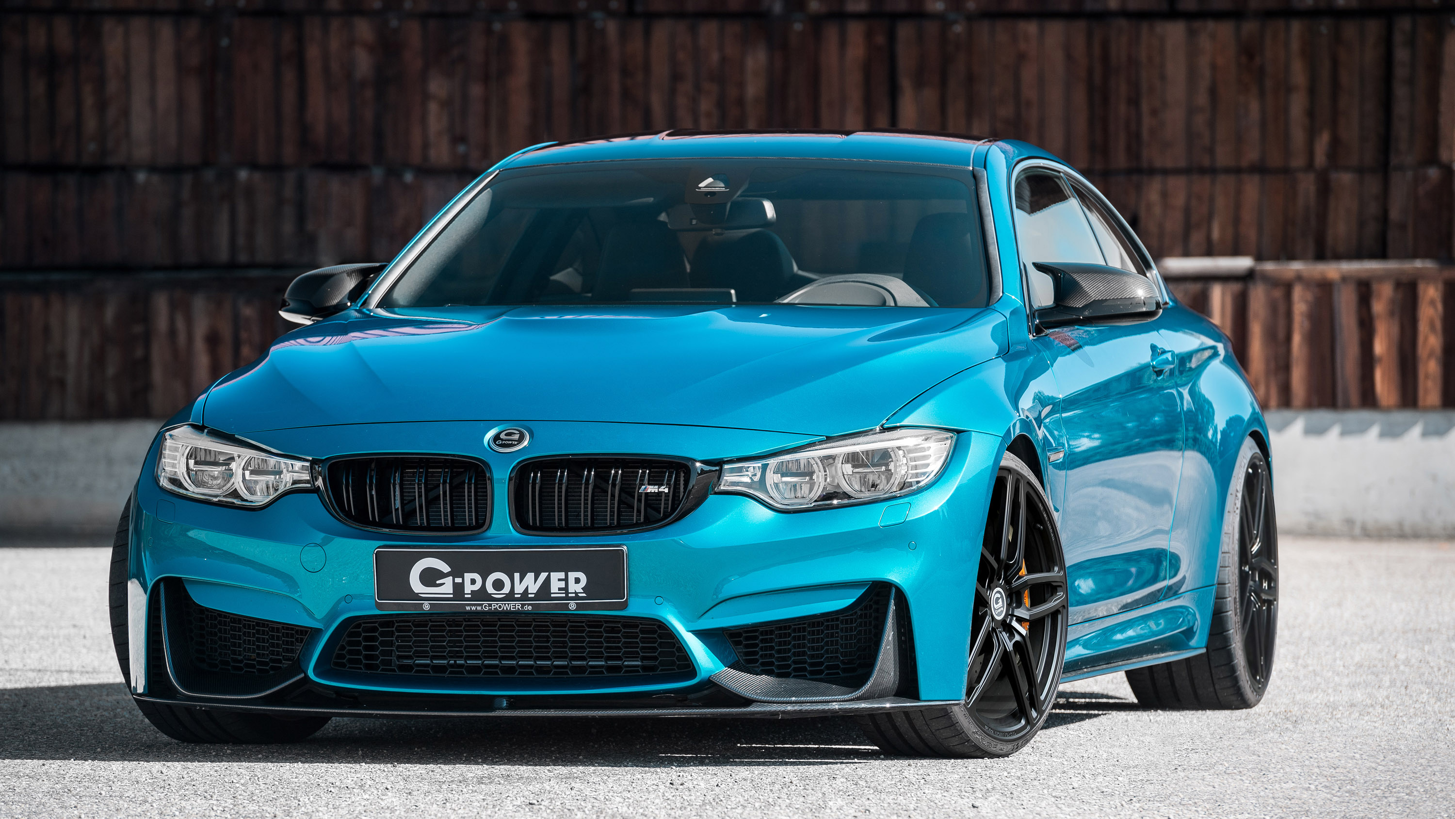2016 G Power BMW M3 Twinpower Turbo