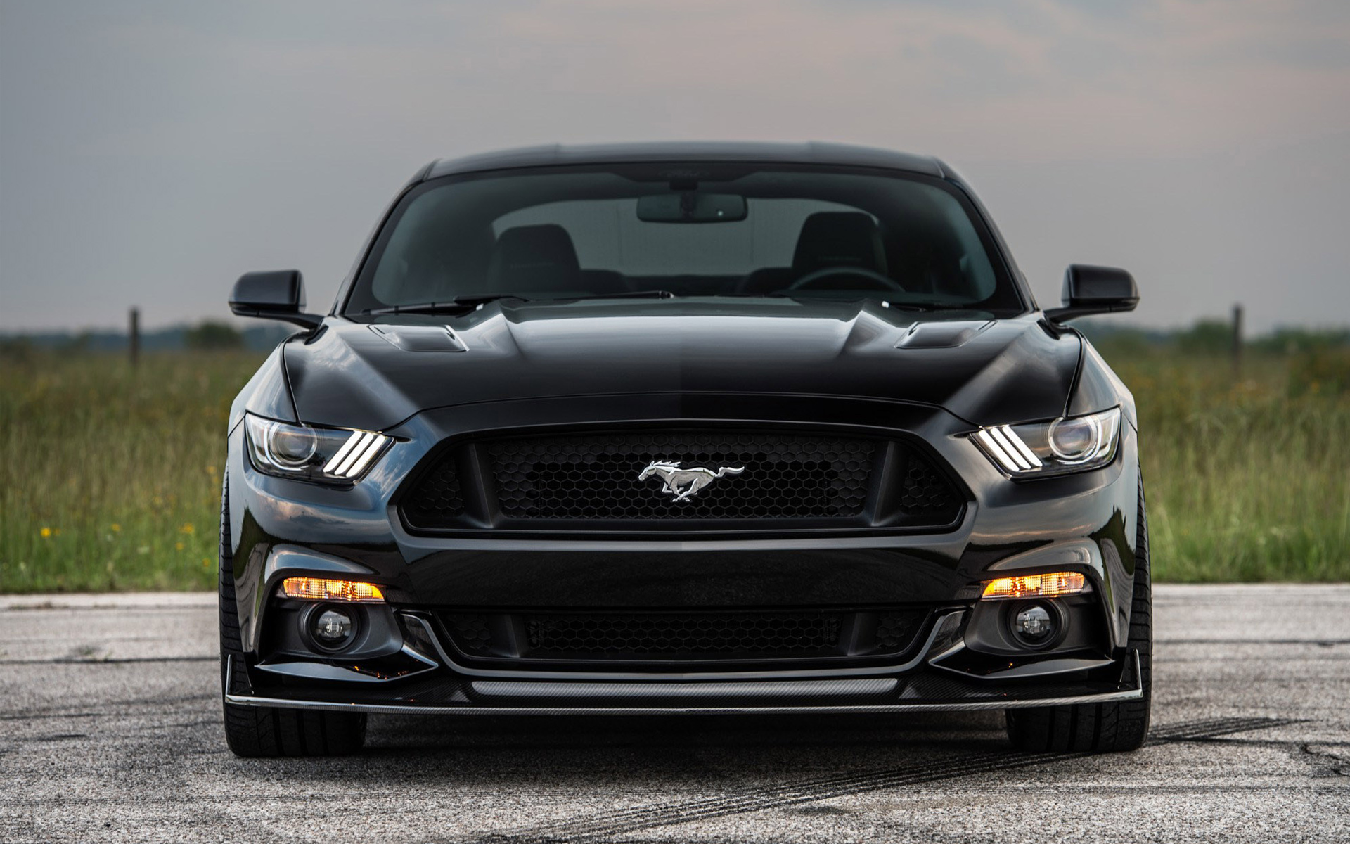 Hennessey 25th Anniversary Edition Hpe800 Ford Mustang For: 2016 Hennessey Ford Mustang HPE800 25th Anniversary