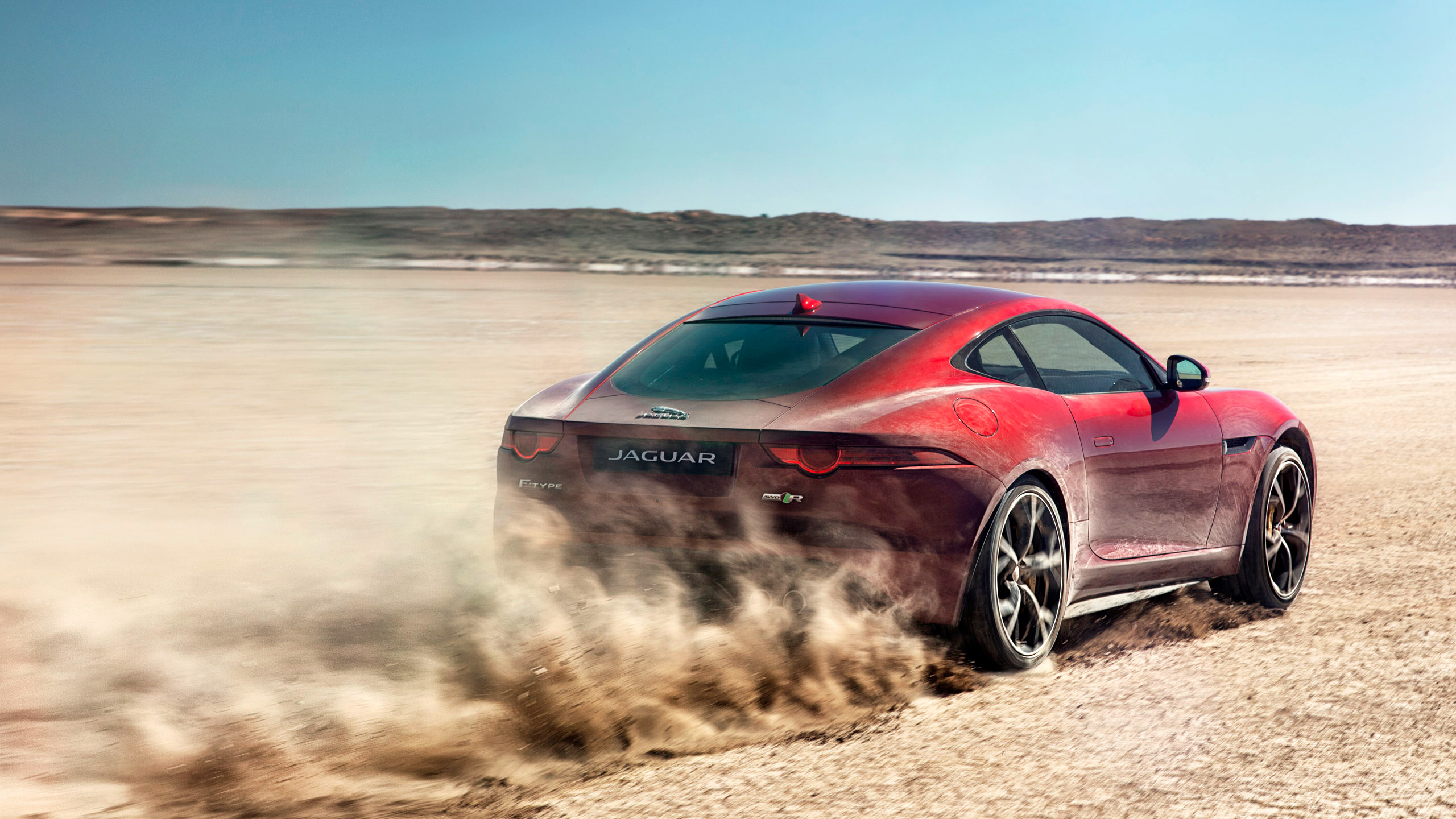 2016 jaguar f type r coupe all wheel drive wallpaper | hd car