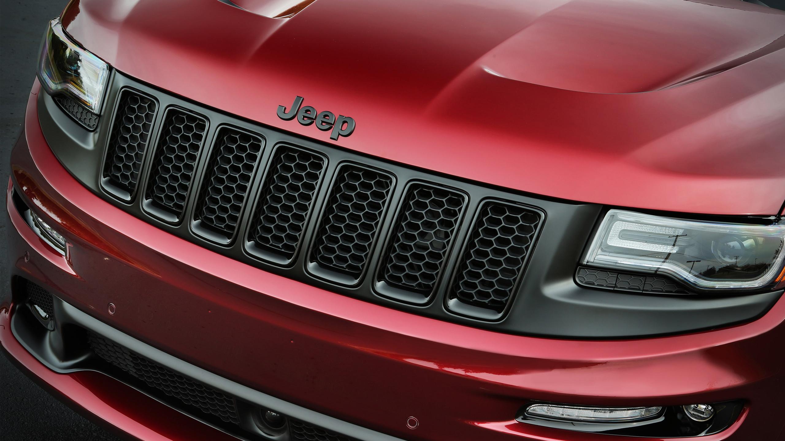 2016 Jeep Grand Cherokee Srt 3 Wallpaper Hd Car Wallpapers Id