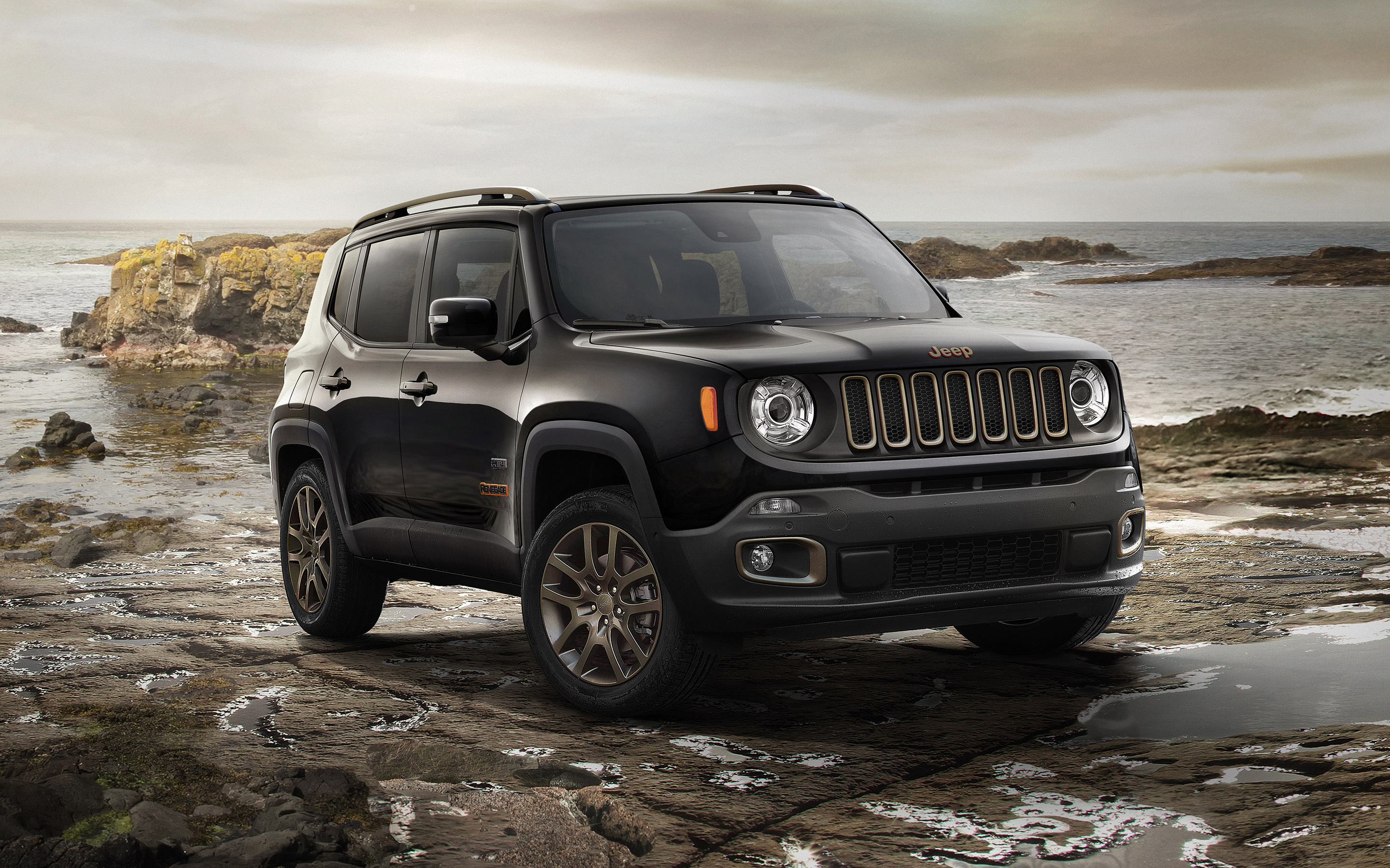 2016 jeep renegade 75th anniversary wallpaper | hd car wallpapers